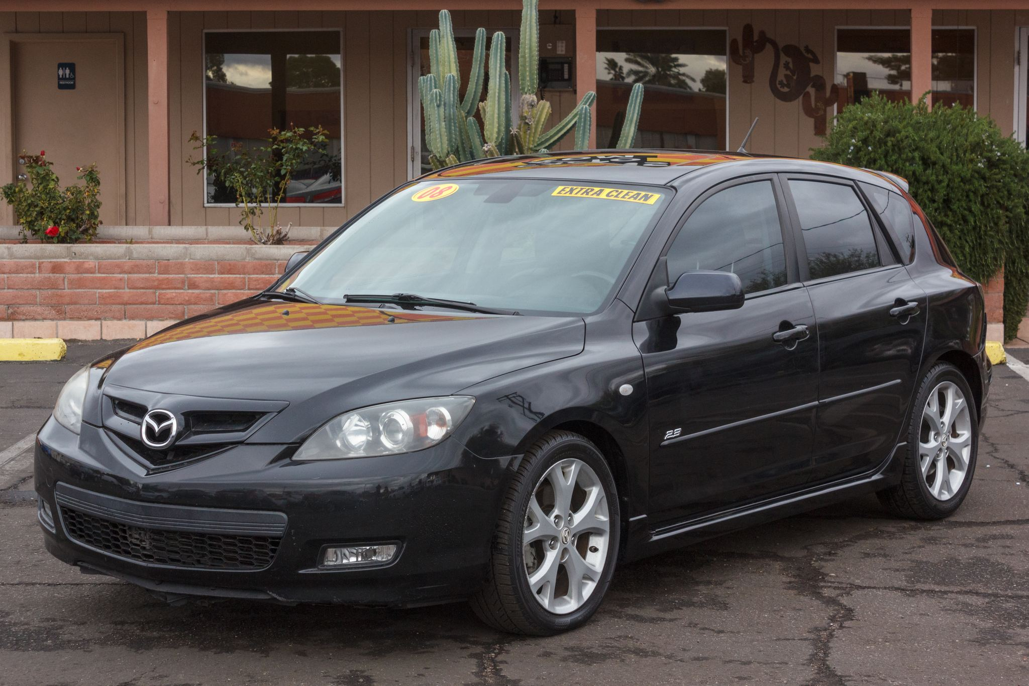 Photo of 2008 Mazda Mazda3 5d Hatchback s Sport Auto