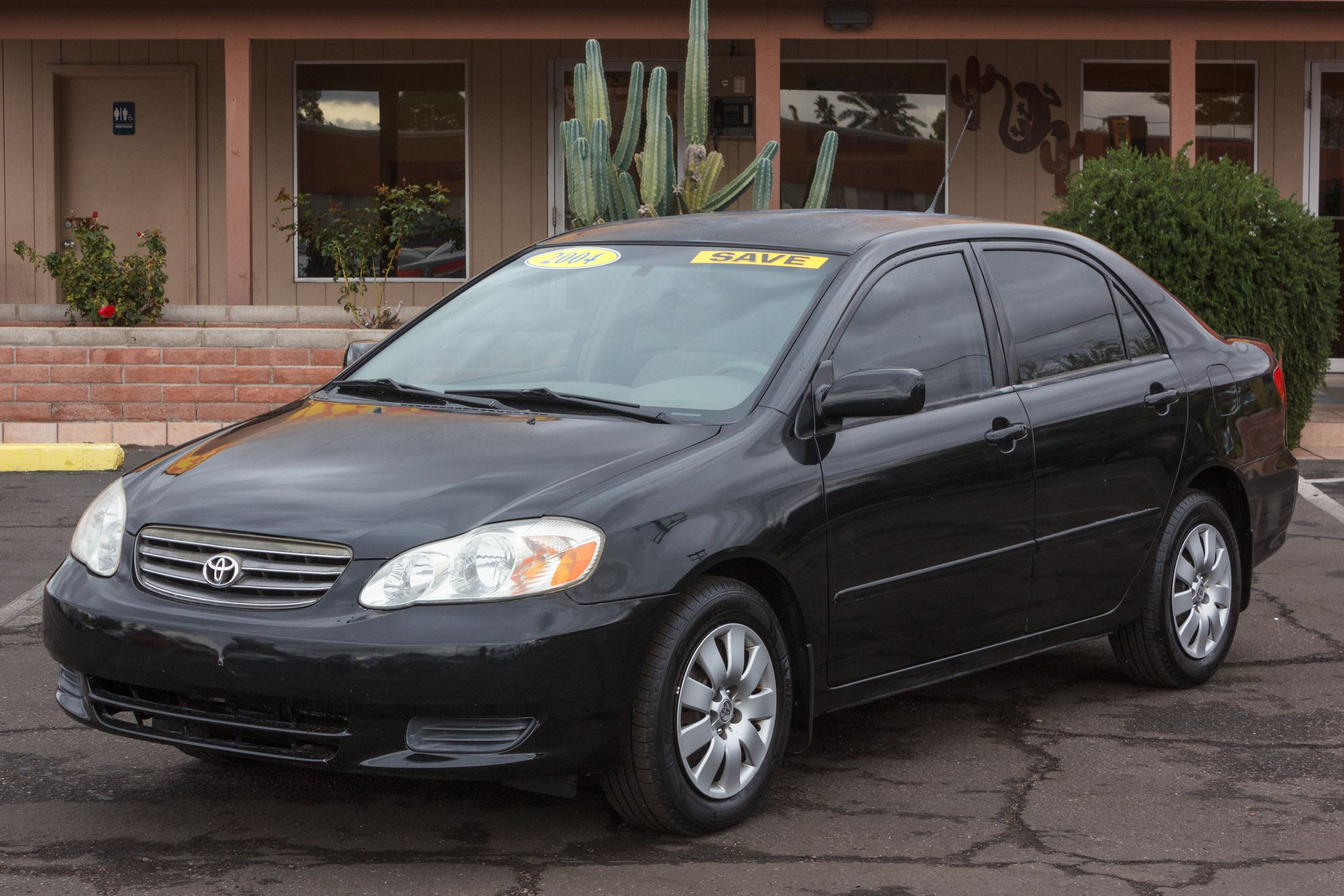 Photo of 2004 Toyota Corolla 4d Sedan S
