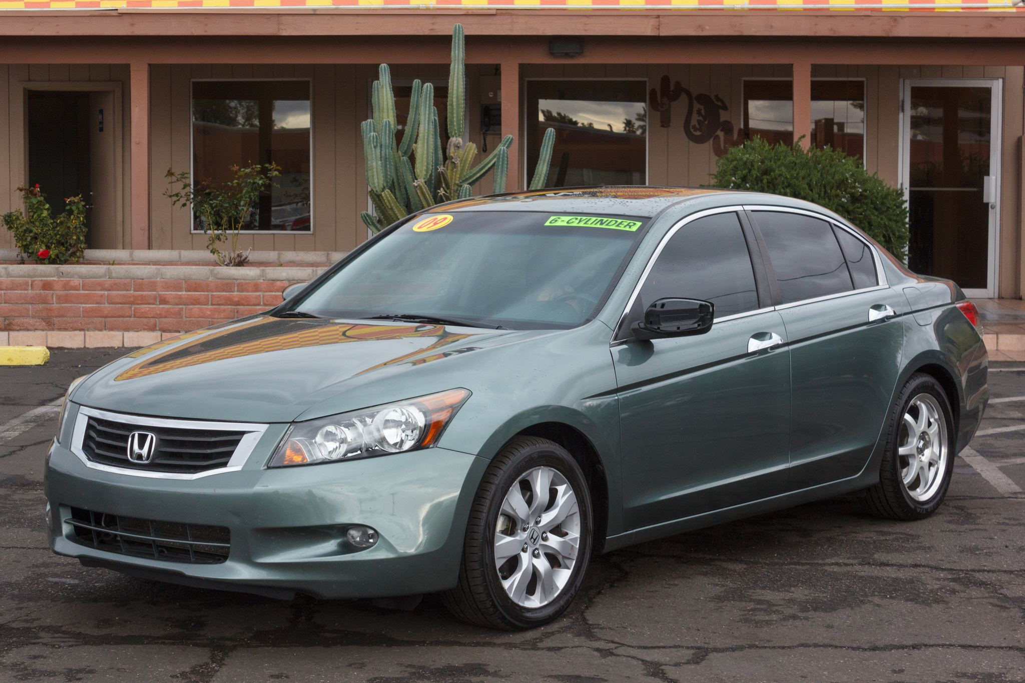 Photo of 2009 Honda Accord Sedan 4d Sedan EX-L V6