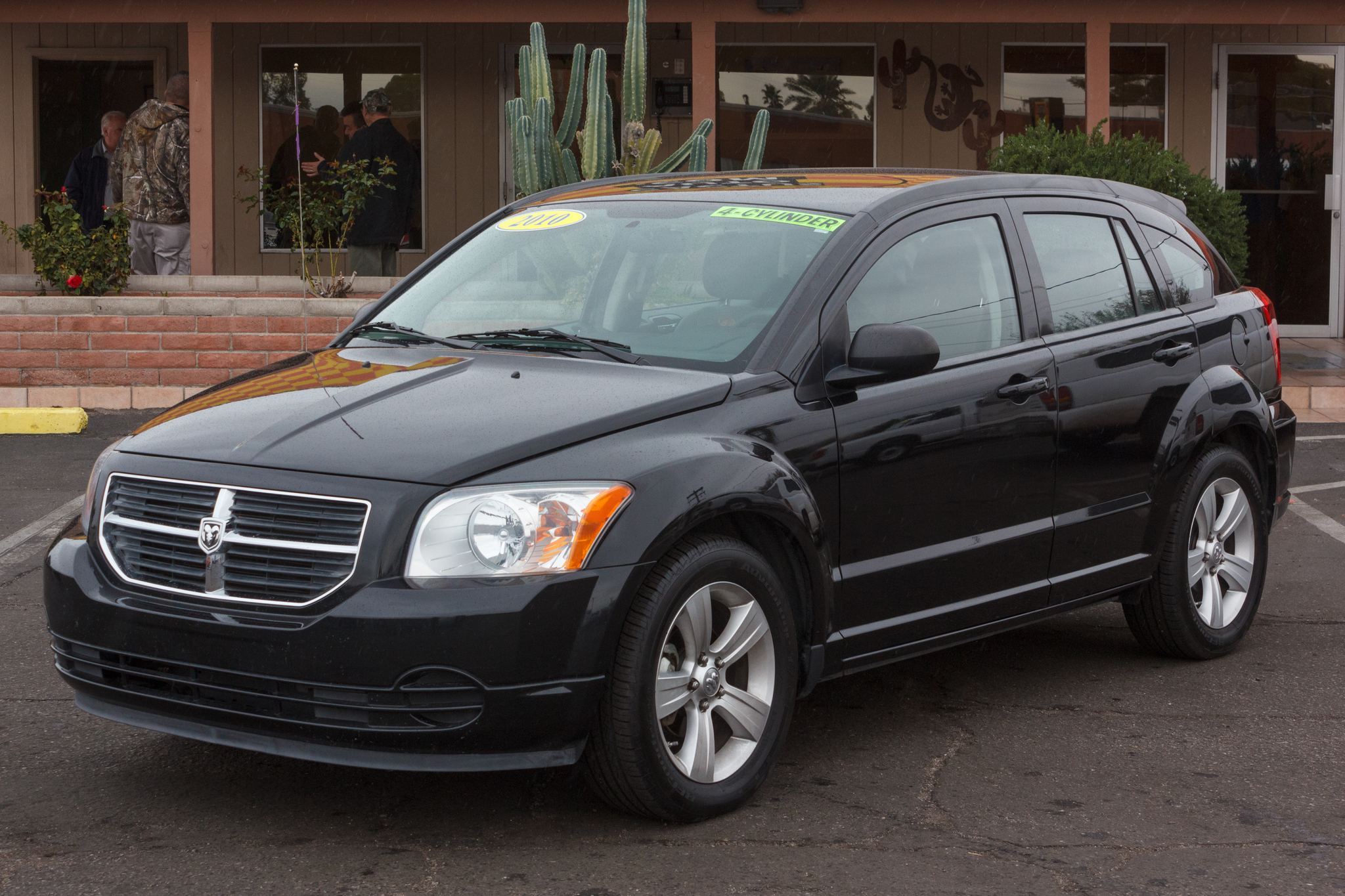 Photo of 2010 Dodge Caliber 4d Wagon SXT