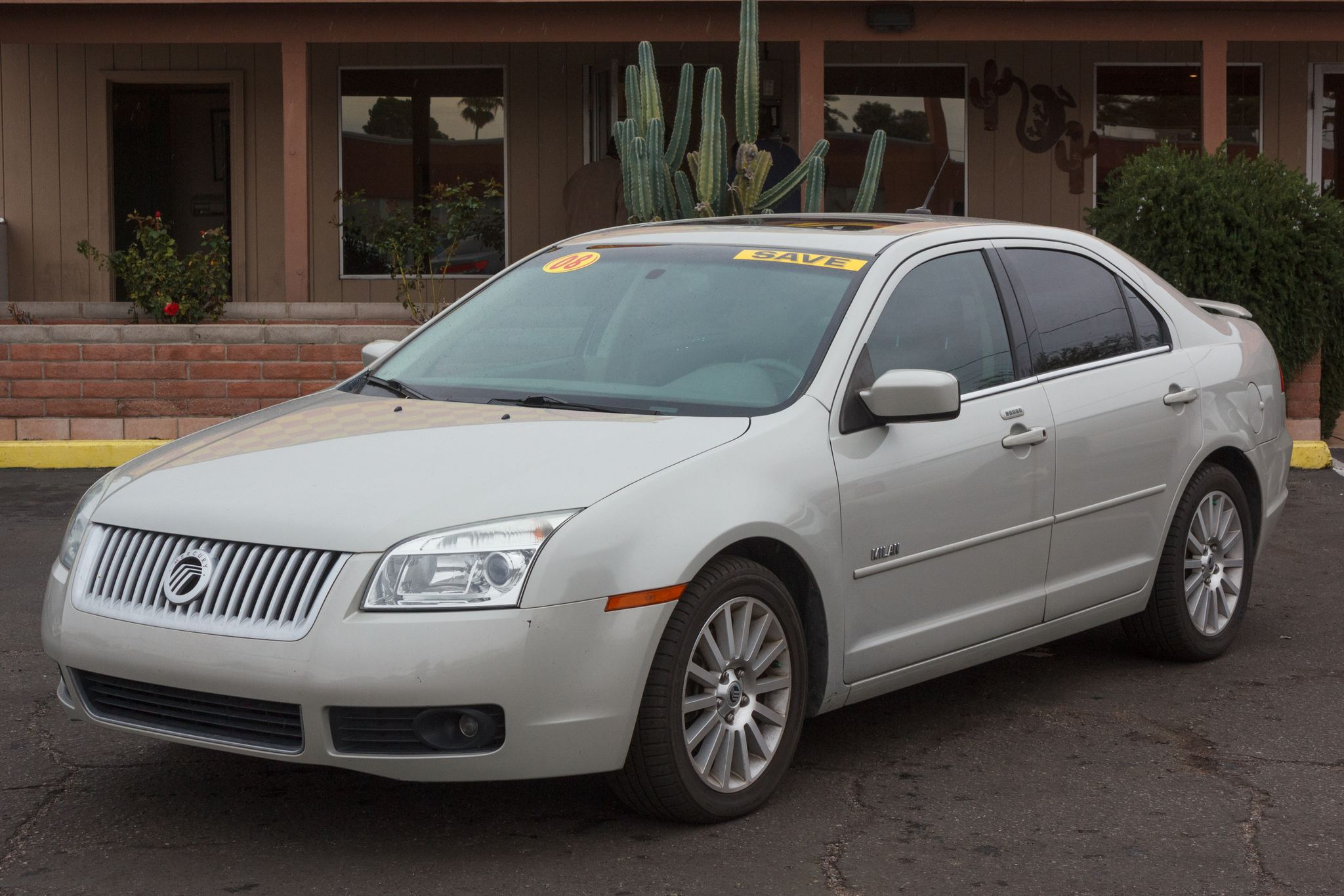 Photo of 2008 Mercury Milan 4d Sedan Premier (V6)