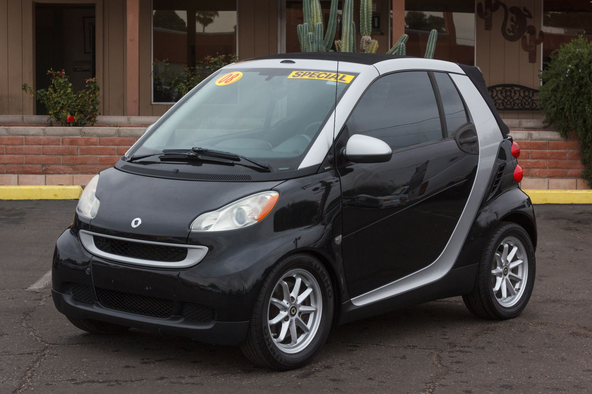 Photo of 2008 Smart Fortwo 2d Convertible Passion
