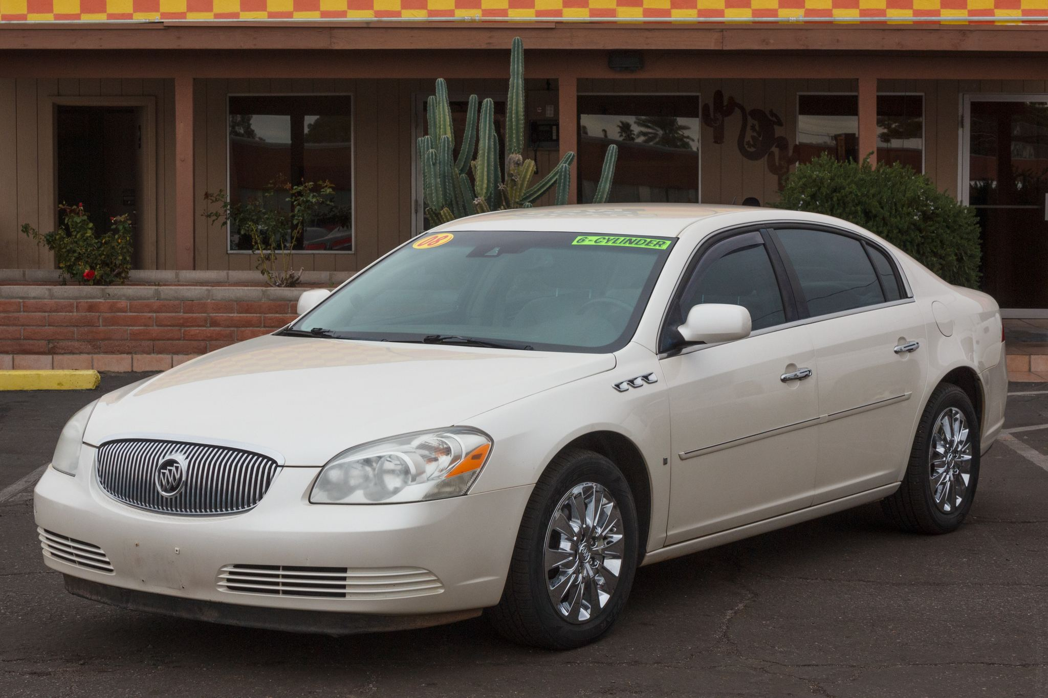 Photo of 2008 Buick Lucerne 4d Sedan CXL