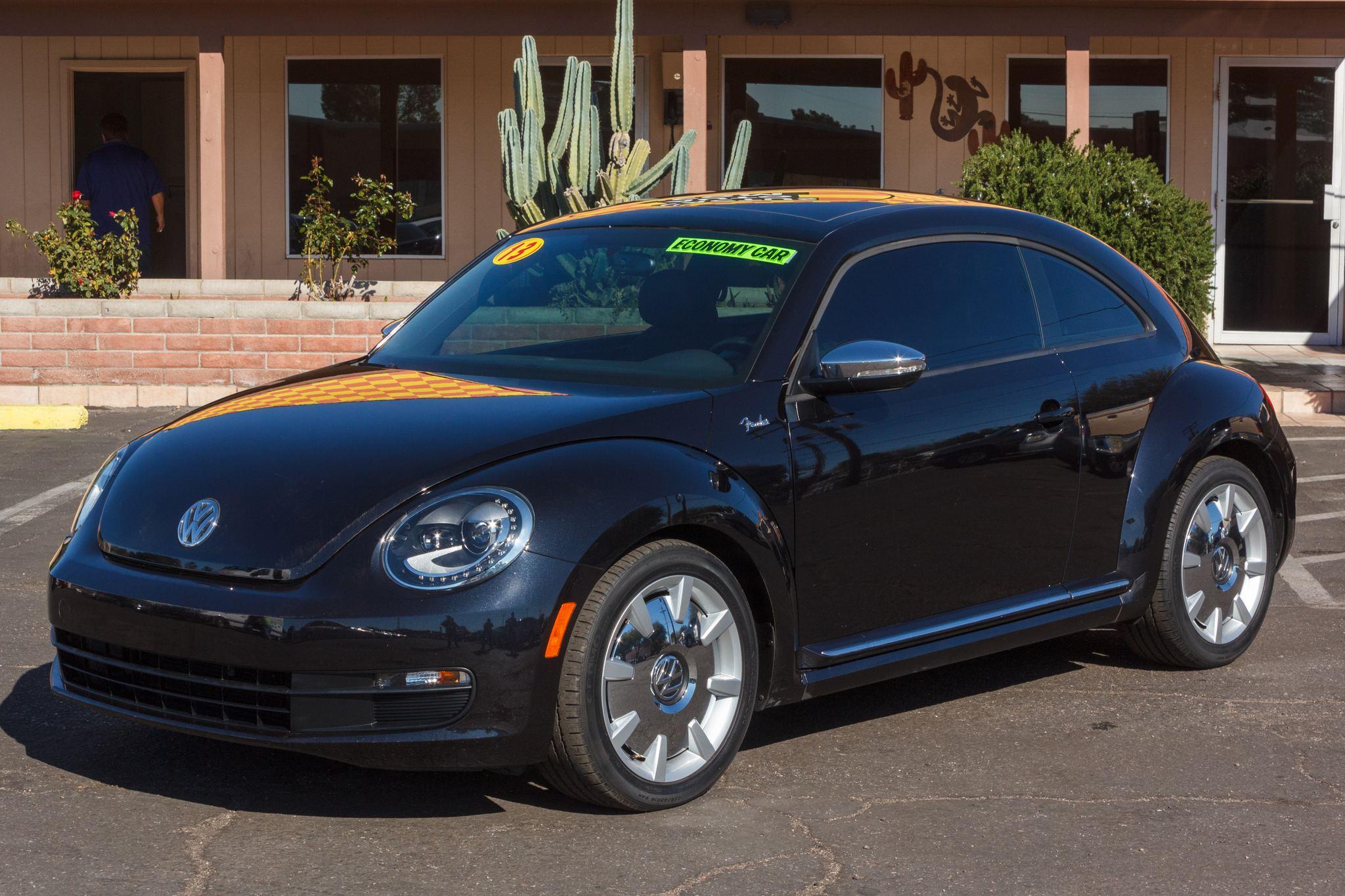 Photo of 2013 Volkswagen Beetle 2d Coupe 2.5L Fender Edition Auto