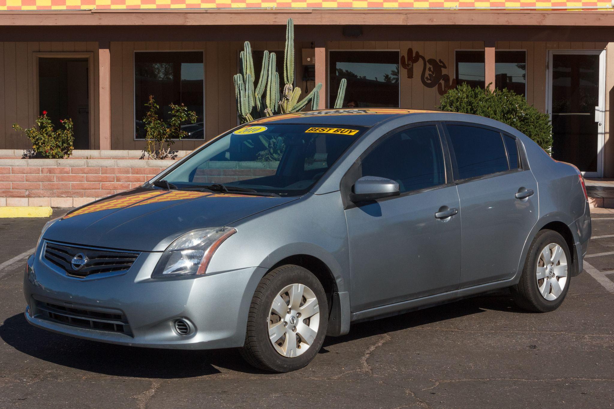 Photo of 2010 Nissan Sentra 4d Sedan 2.0 CVT