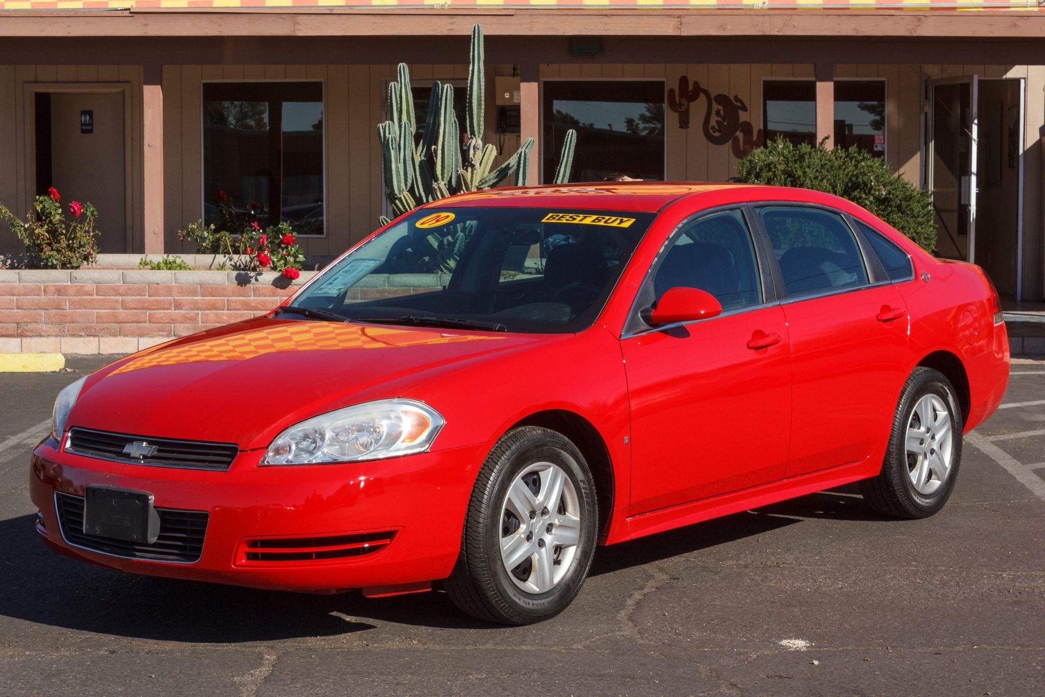 Photo of 2009 Chevrolet Impala 4d Sedan LS