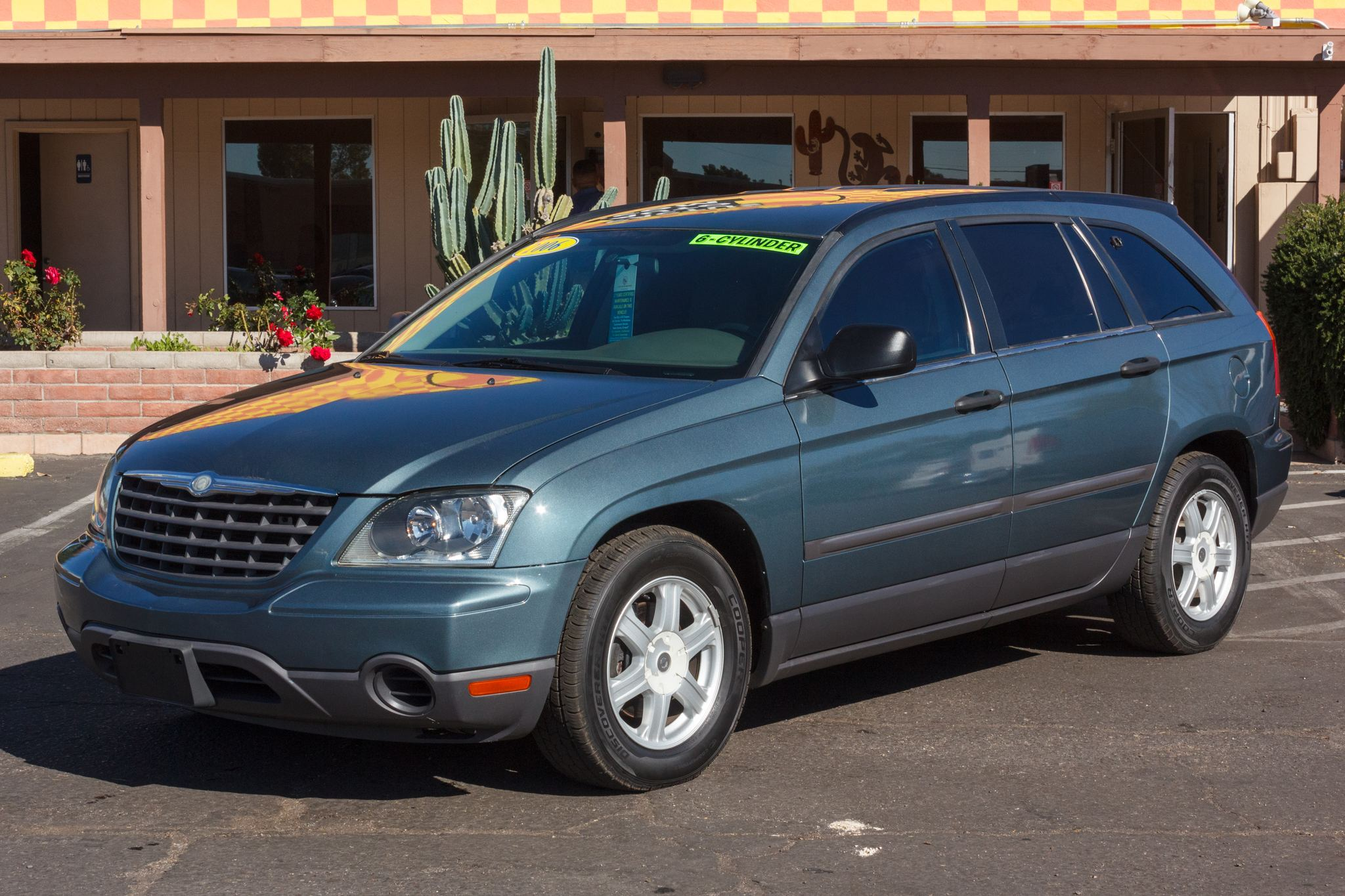 Photo of 2006 Chrysler Pacifica 5d Wagon AWD