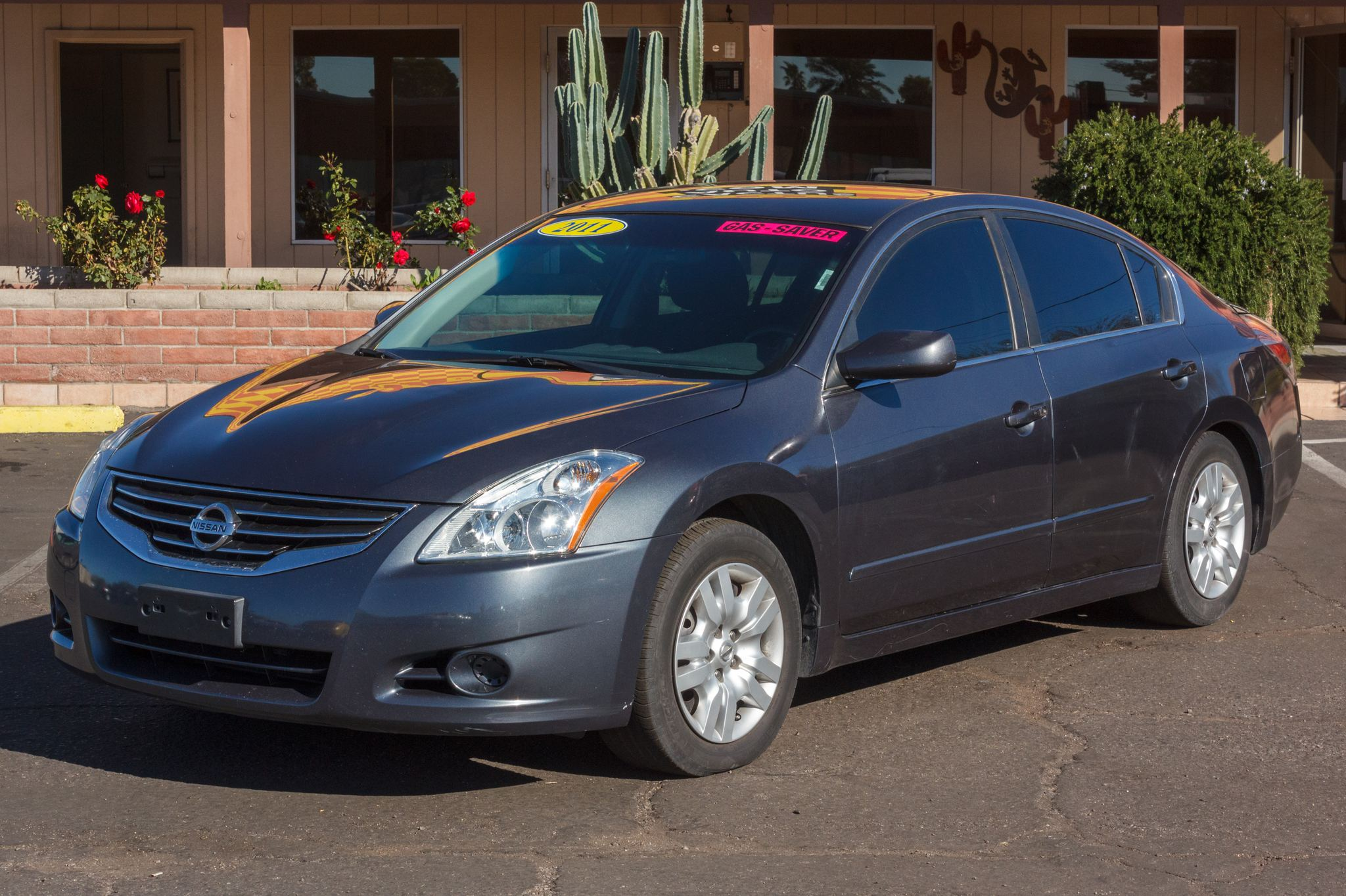 Photo of 2011 Nissan Altima 4d Sedan