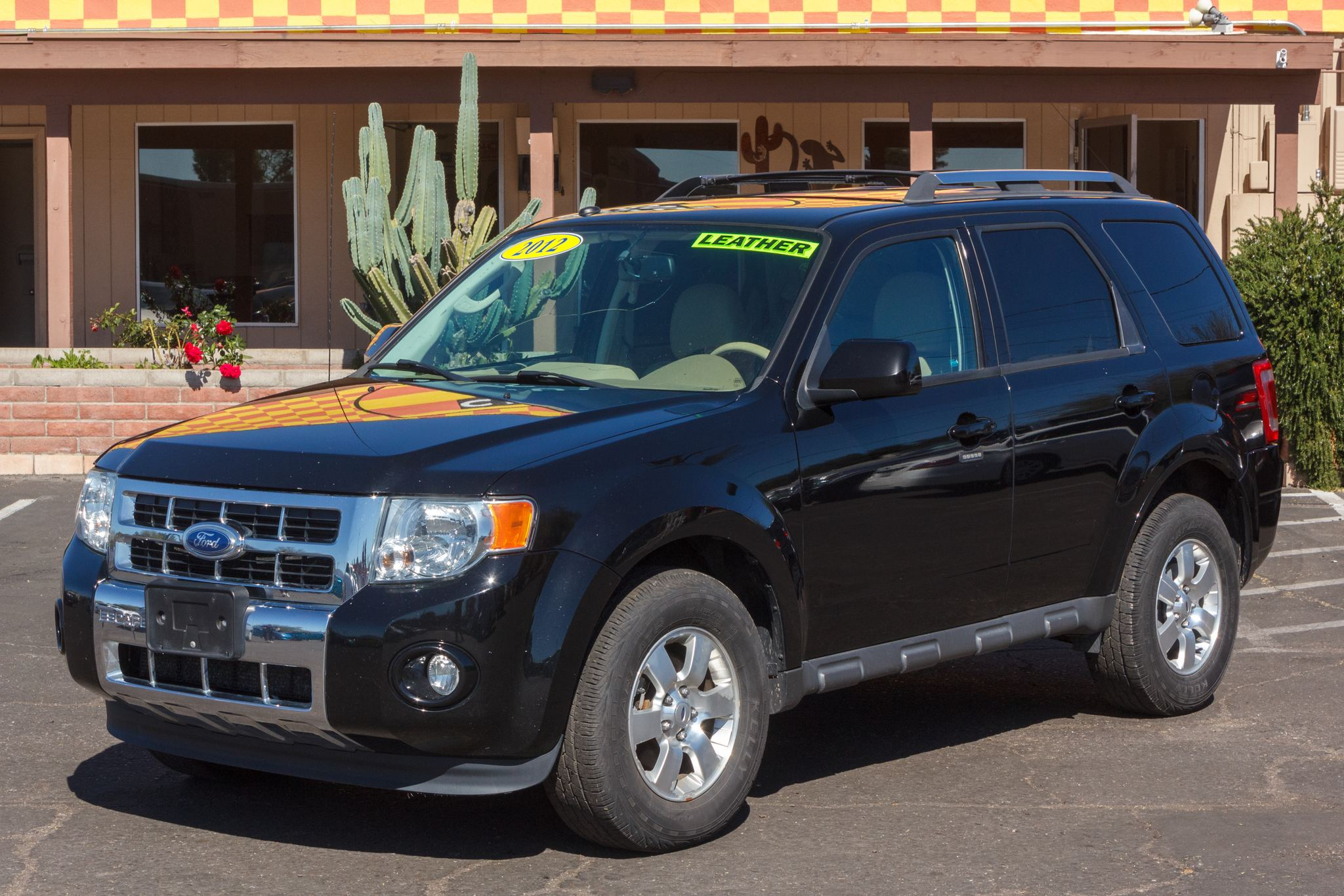 Photo of 2012 Ford Escape FWD 4d Wagon Limited