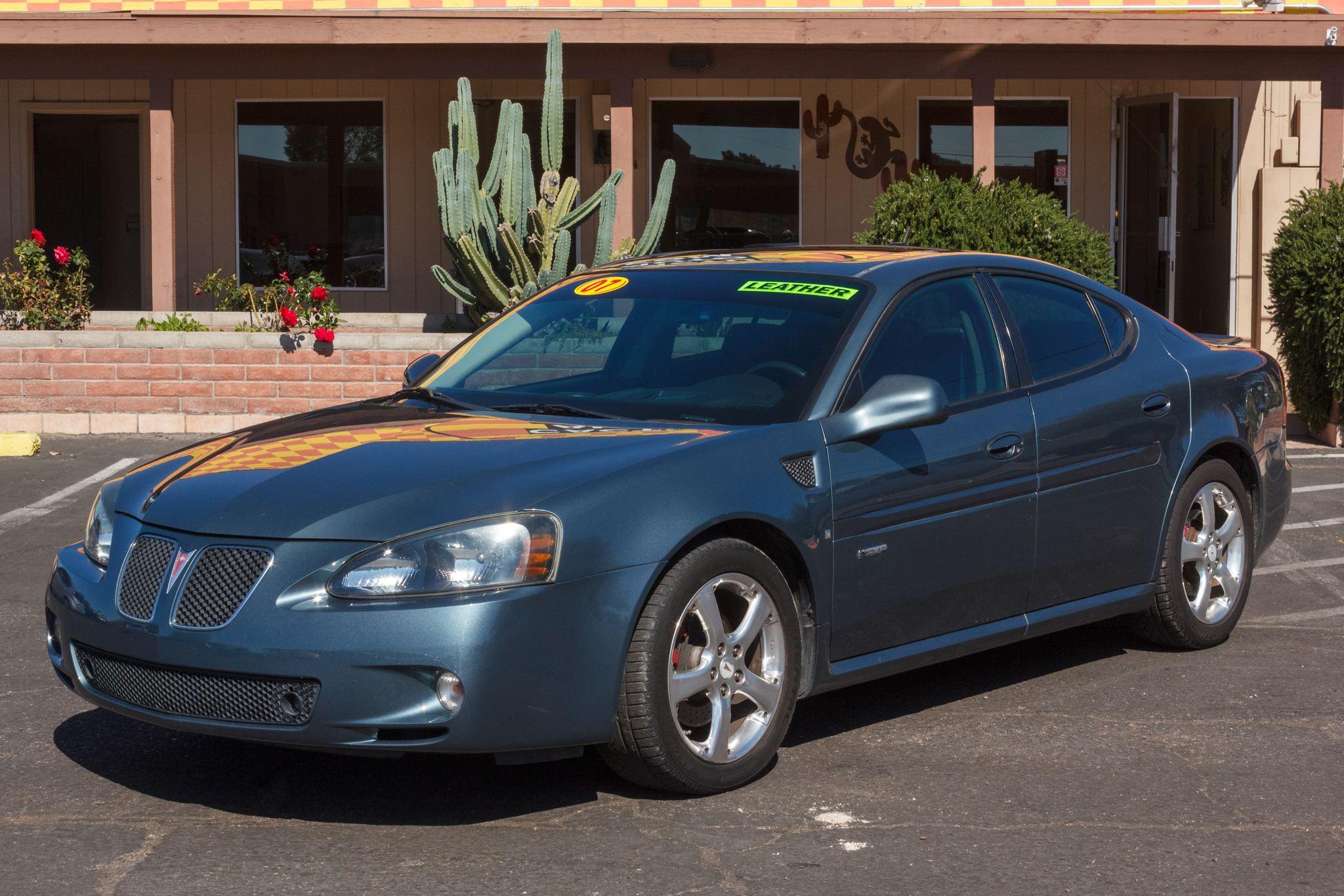 Photo of 2007 Pontiac Grand Prix 4d Sedan GXP