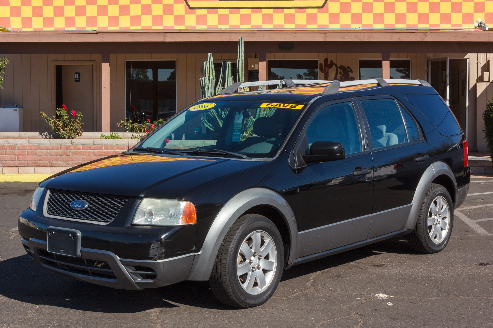 Photo of 2006 Ford Freestyle 2WD 4d Wagon SE