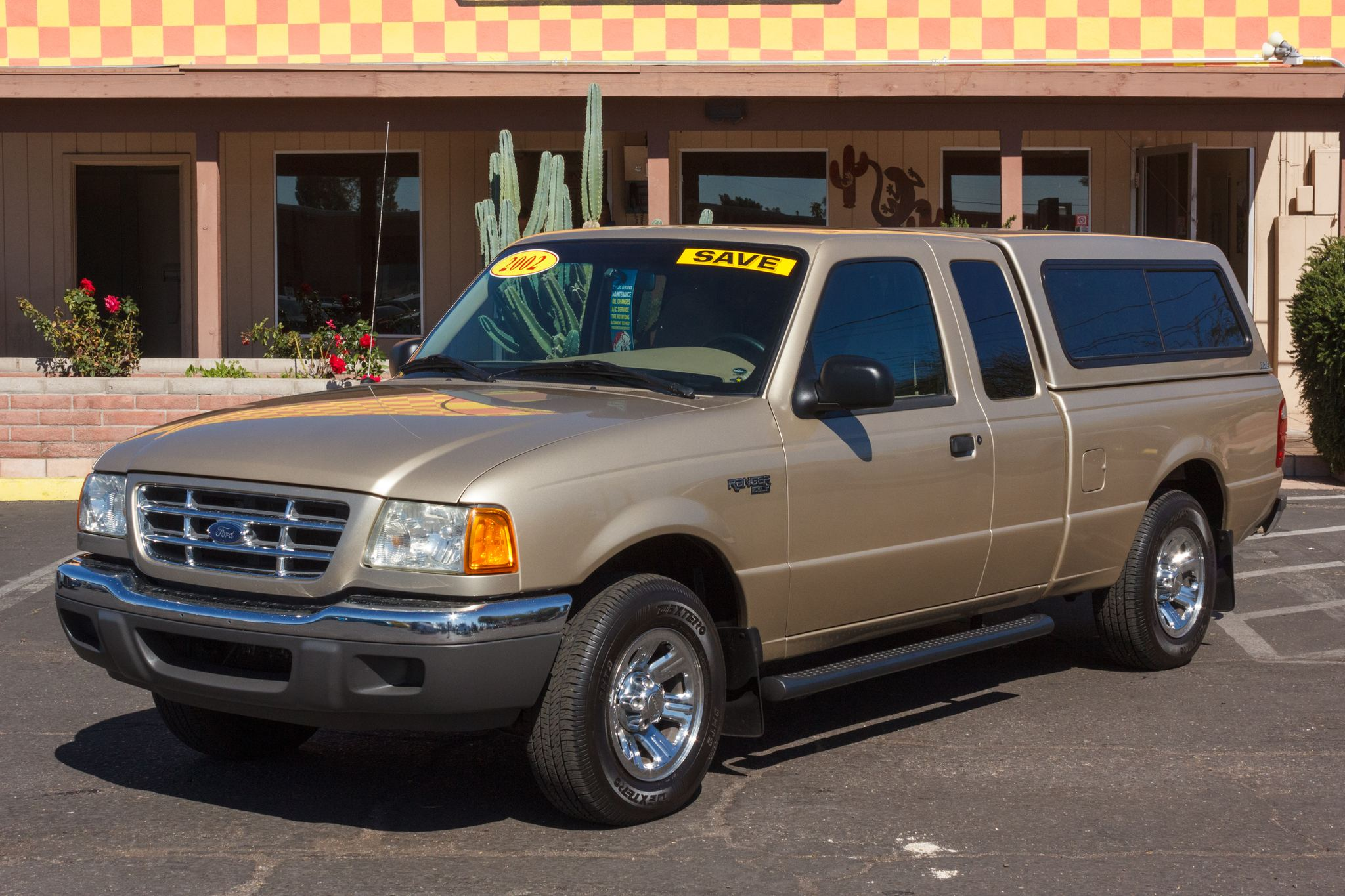 Photo of 2002 Ford Ranger 2WD Supercab XLT 4dr Flareside