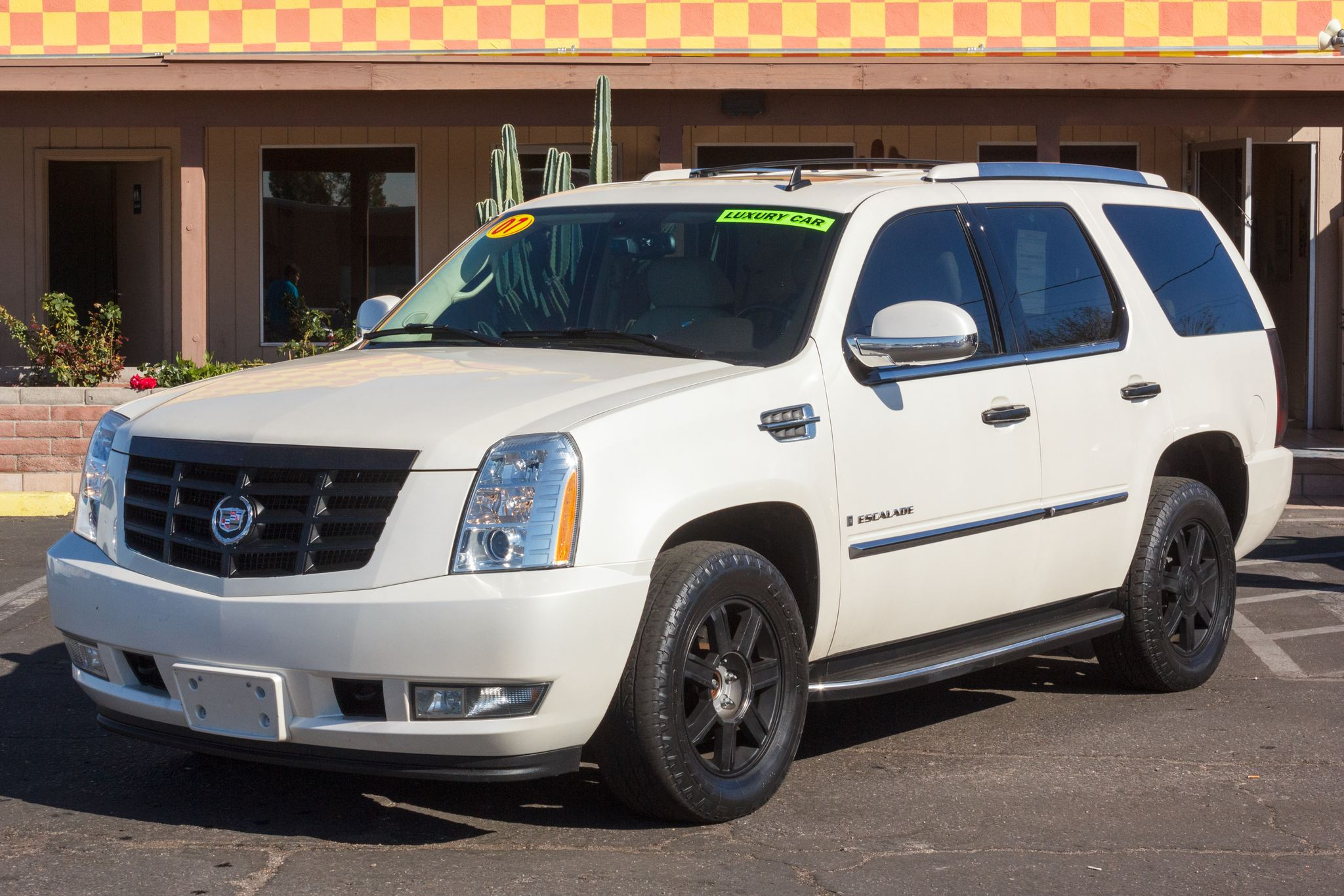 Photo of 2007 Cadillac Escalade AWD 4d Wagon