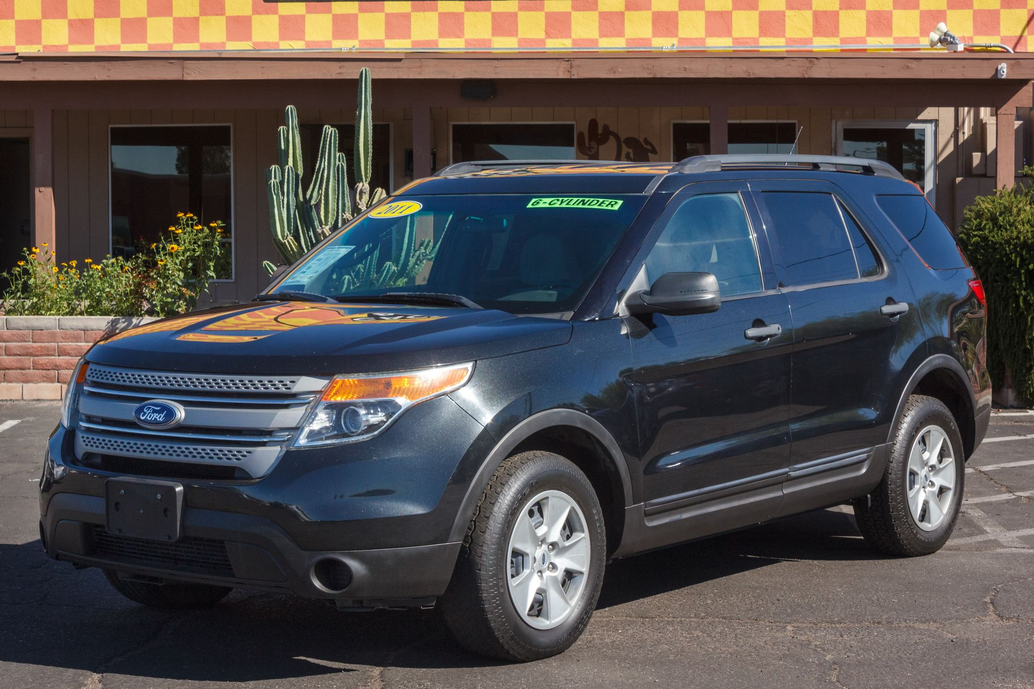Photo of 2011 Ford Explorer 4WD 4d Wagon