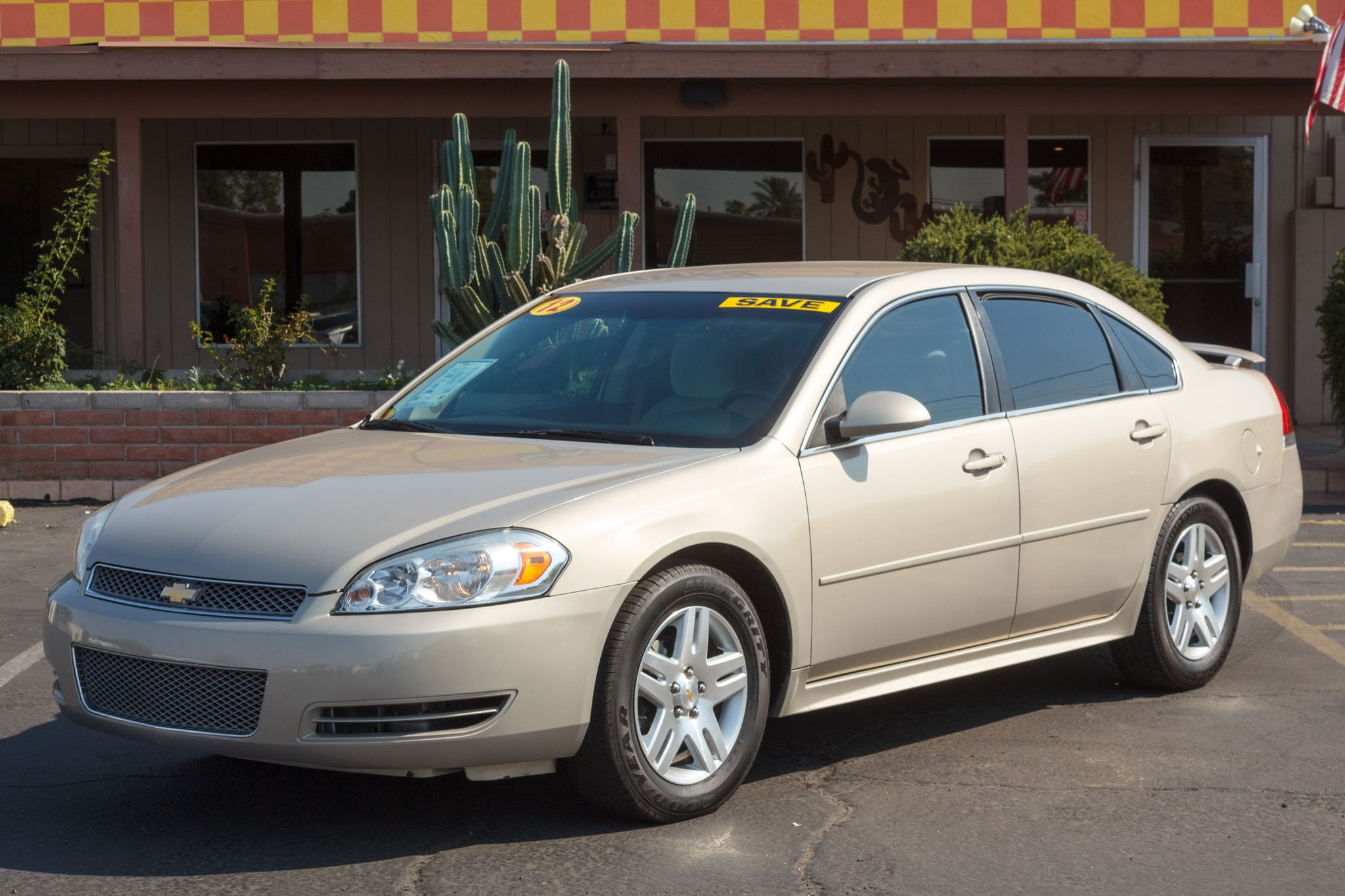 Photo of 2012 Chevrolet Impala 4d Sedan LT