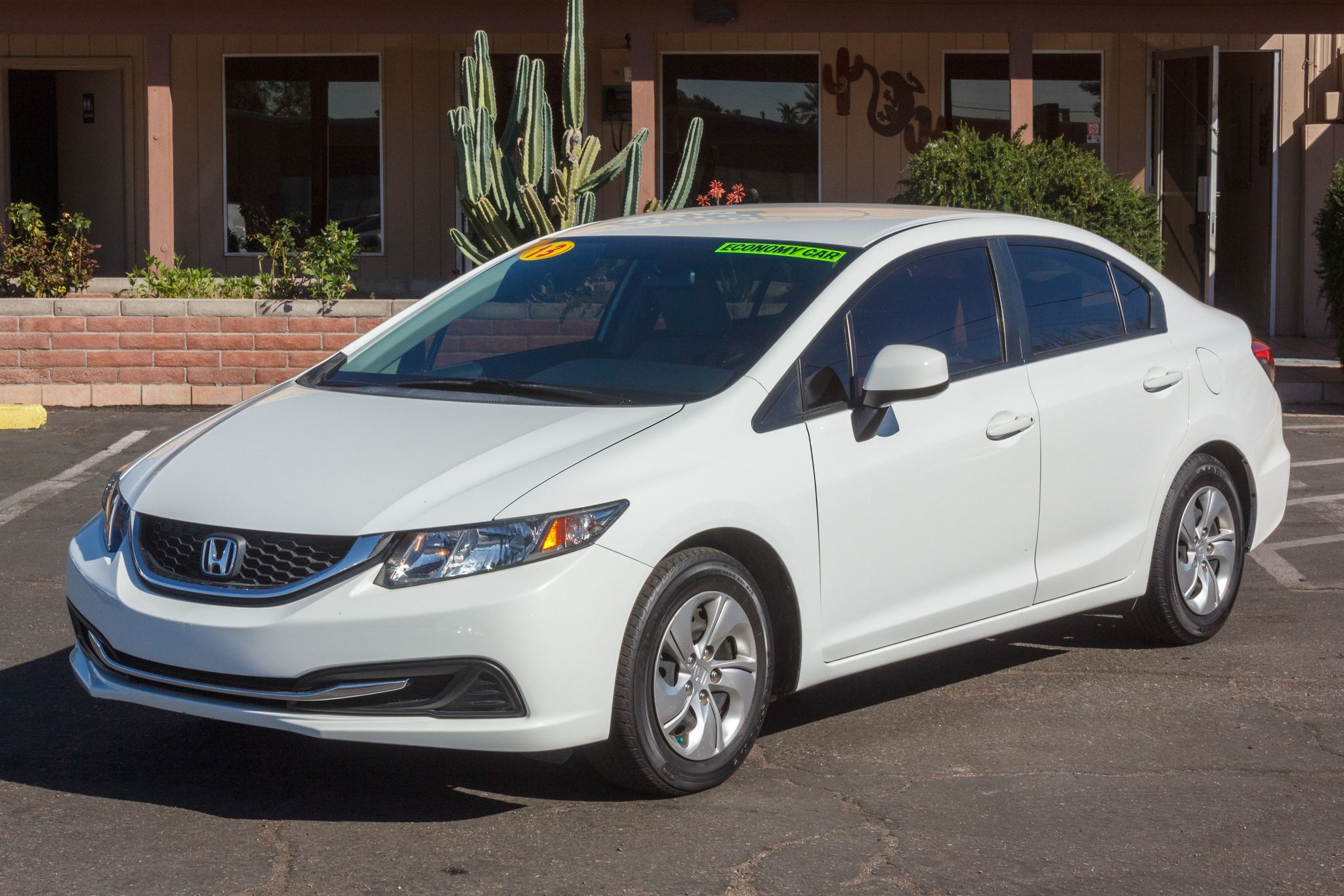 Photo of 2013 Honda Civic Sedan 4d Sedan LX Auto