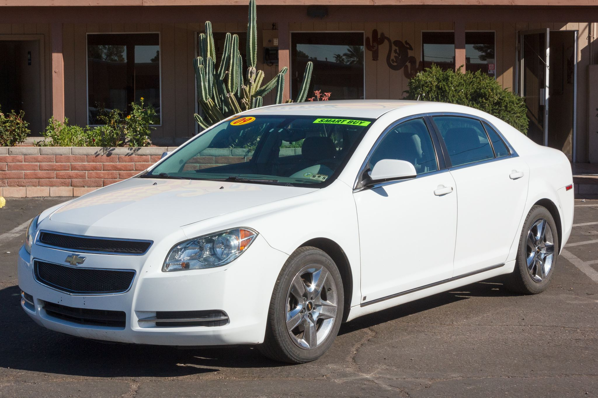 Photo of 2009 Chevrolet Malibu 4d Sedan LT1
