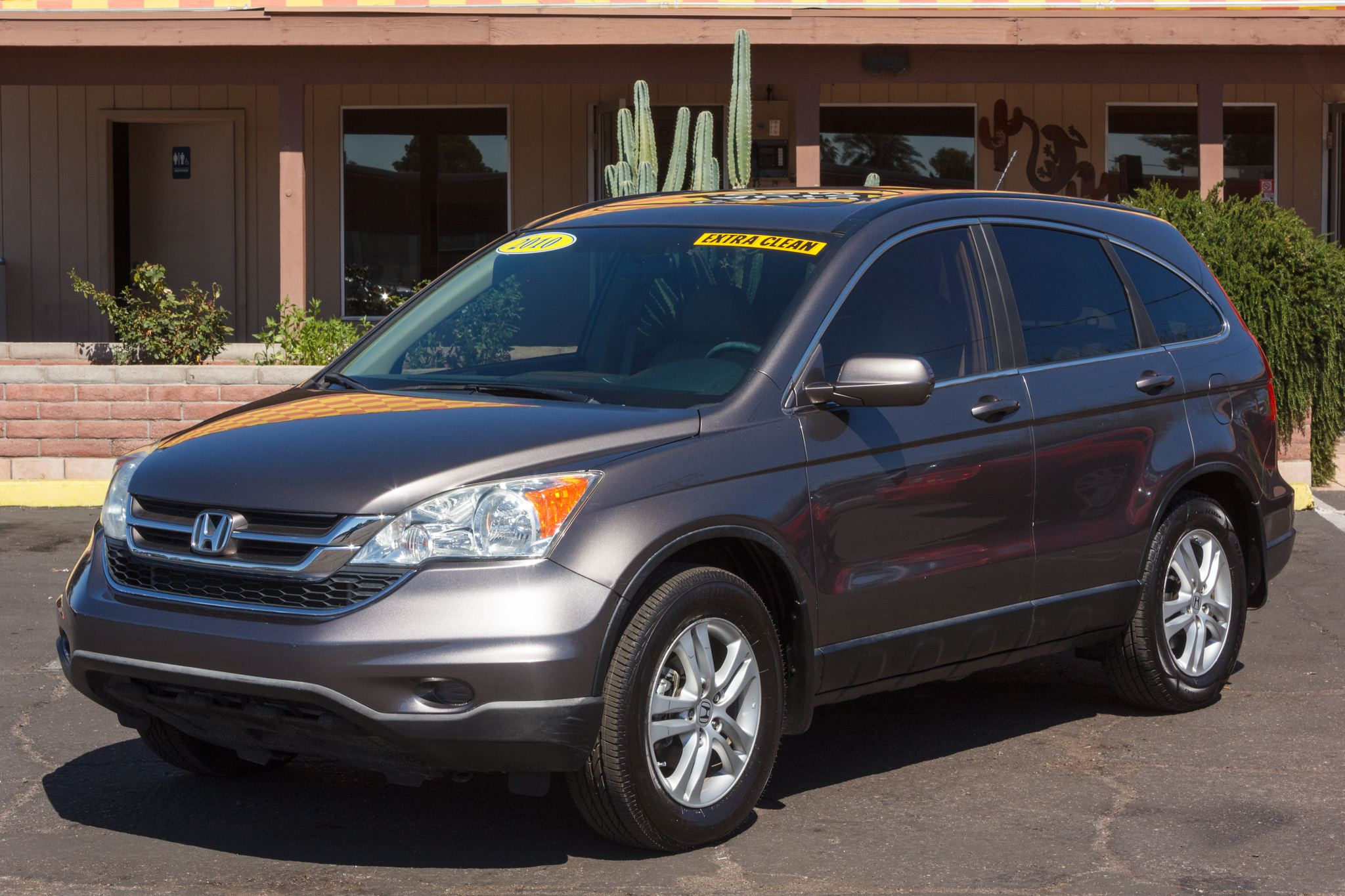 Photo of 2010 Honda CR-V 4d SUV FWD EX-L