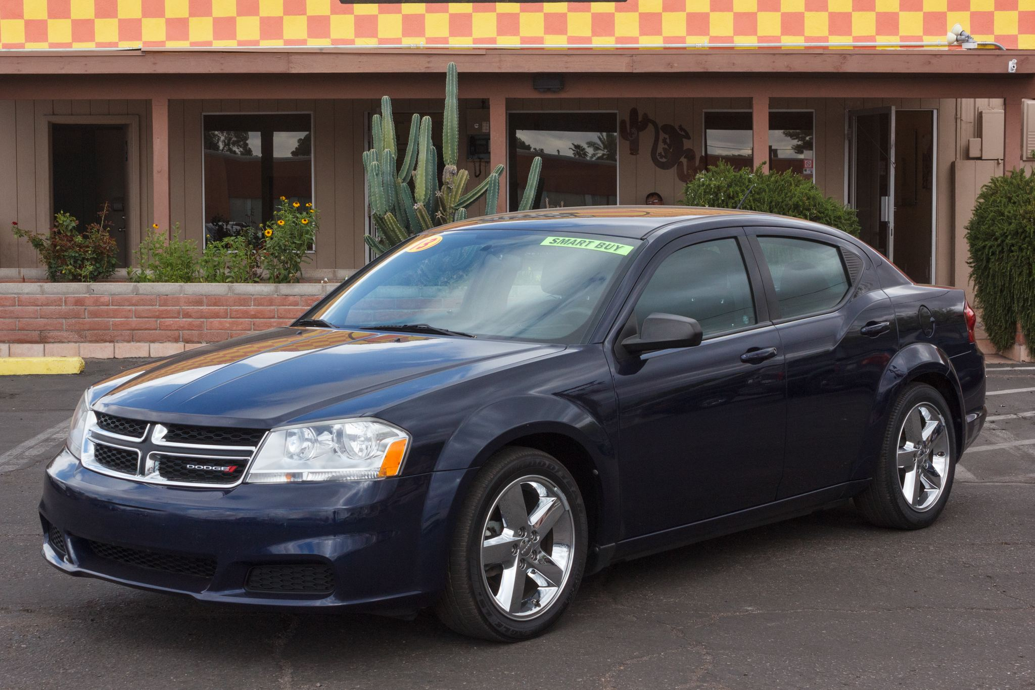 Photo of 2013 Dodge Avenger 4d Sedan SE