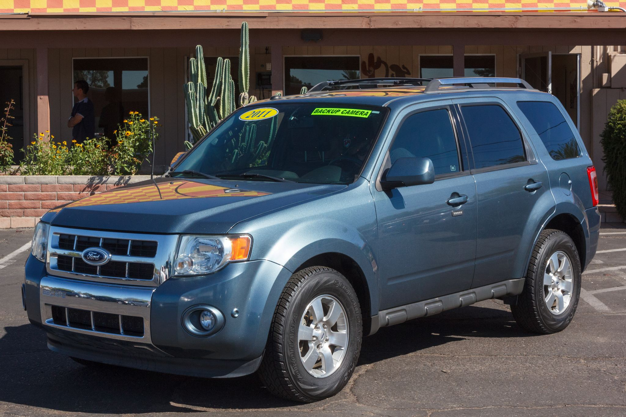Photo of 2011 Ford Escape 4WD 4d Wagon Limited