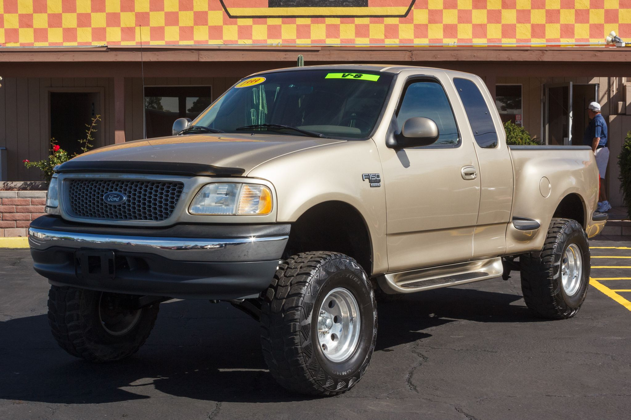 Photo of 1999 Ford F150 2WD Supercab XLT Flareside