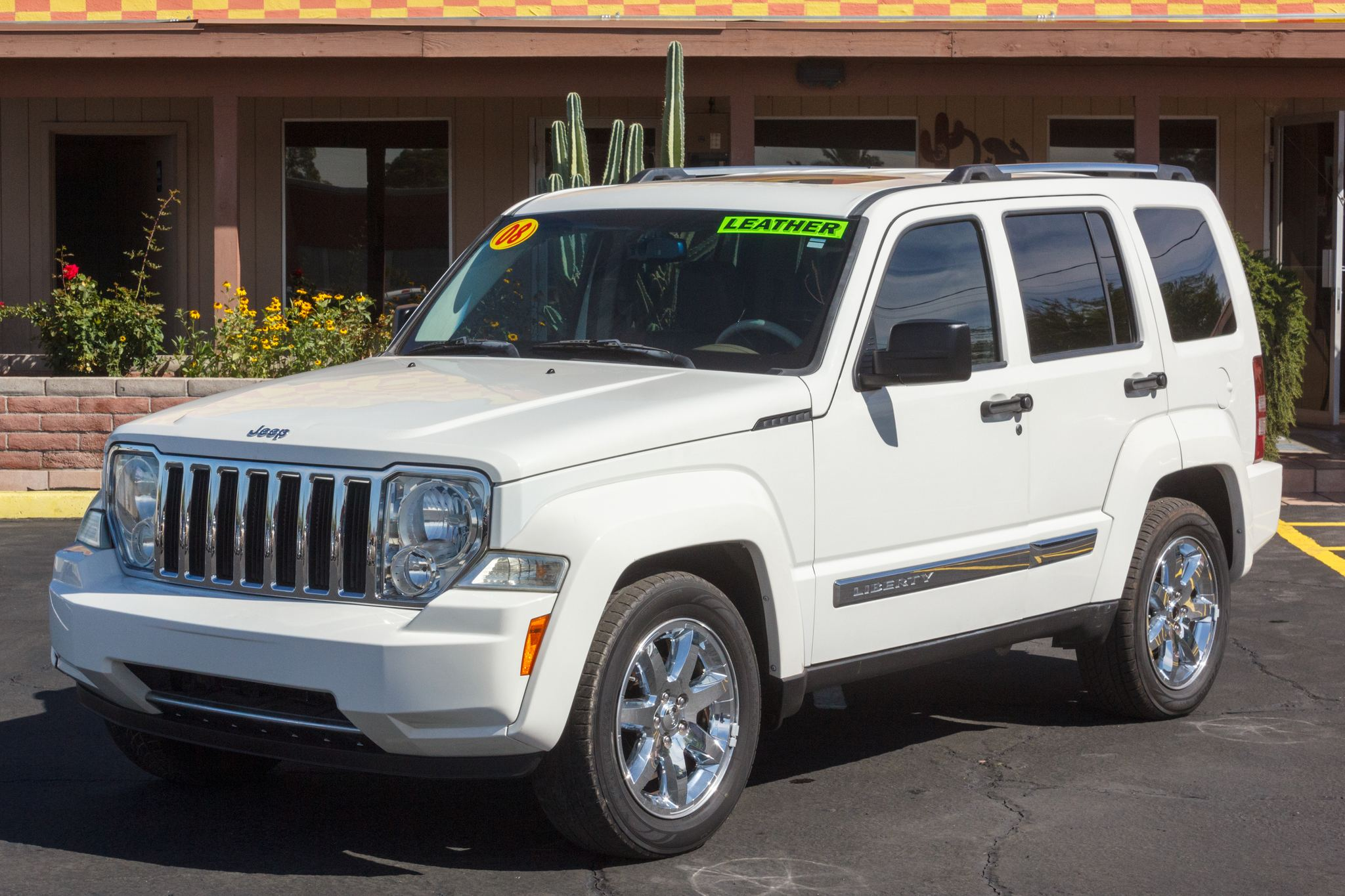 Photo of 2008 Jeep Liberty 2WD 4d Wagon Limited