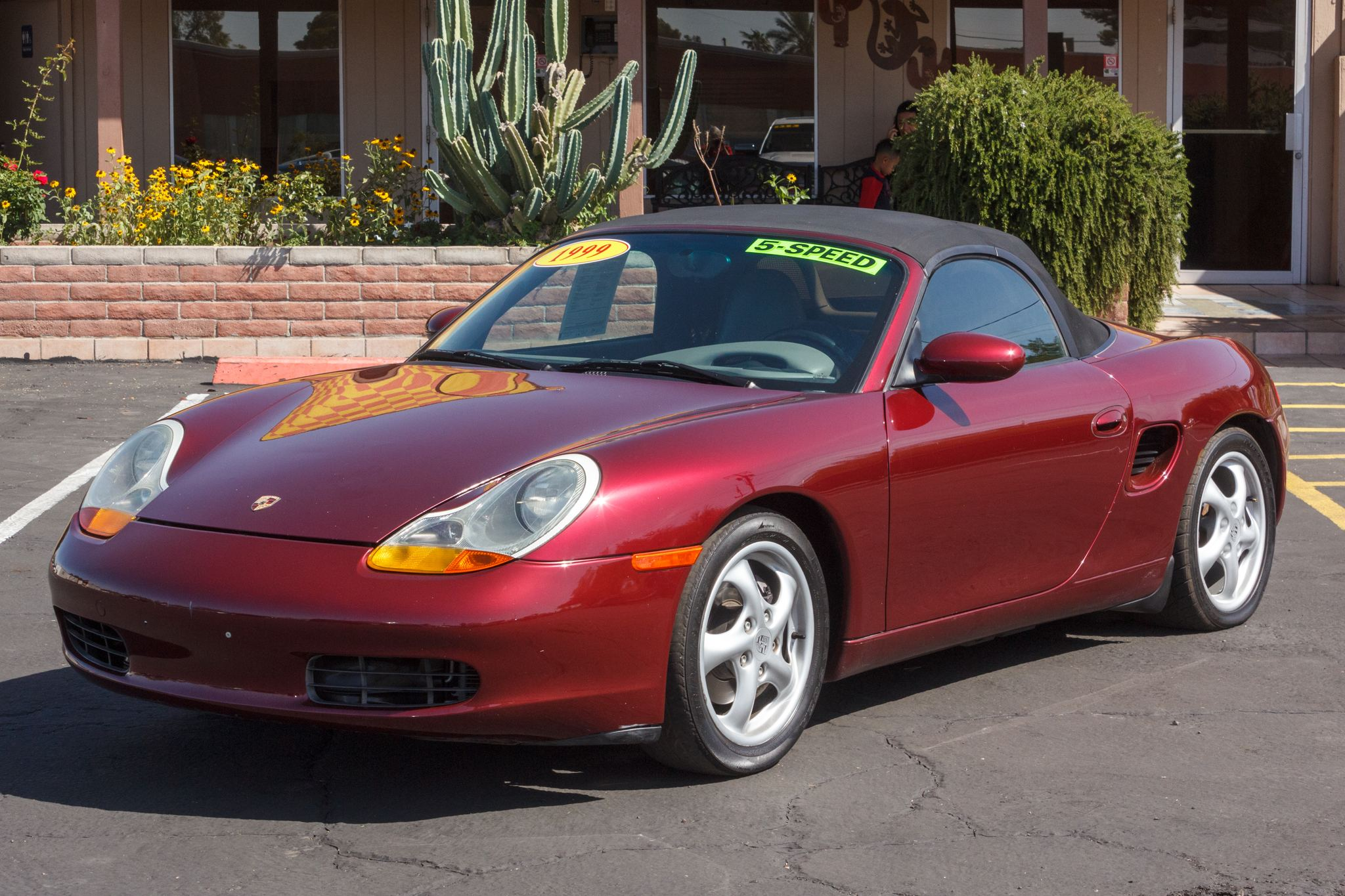Photo of 1999 Porsche Boxster 2d Cabriolet 5spd
