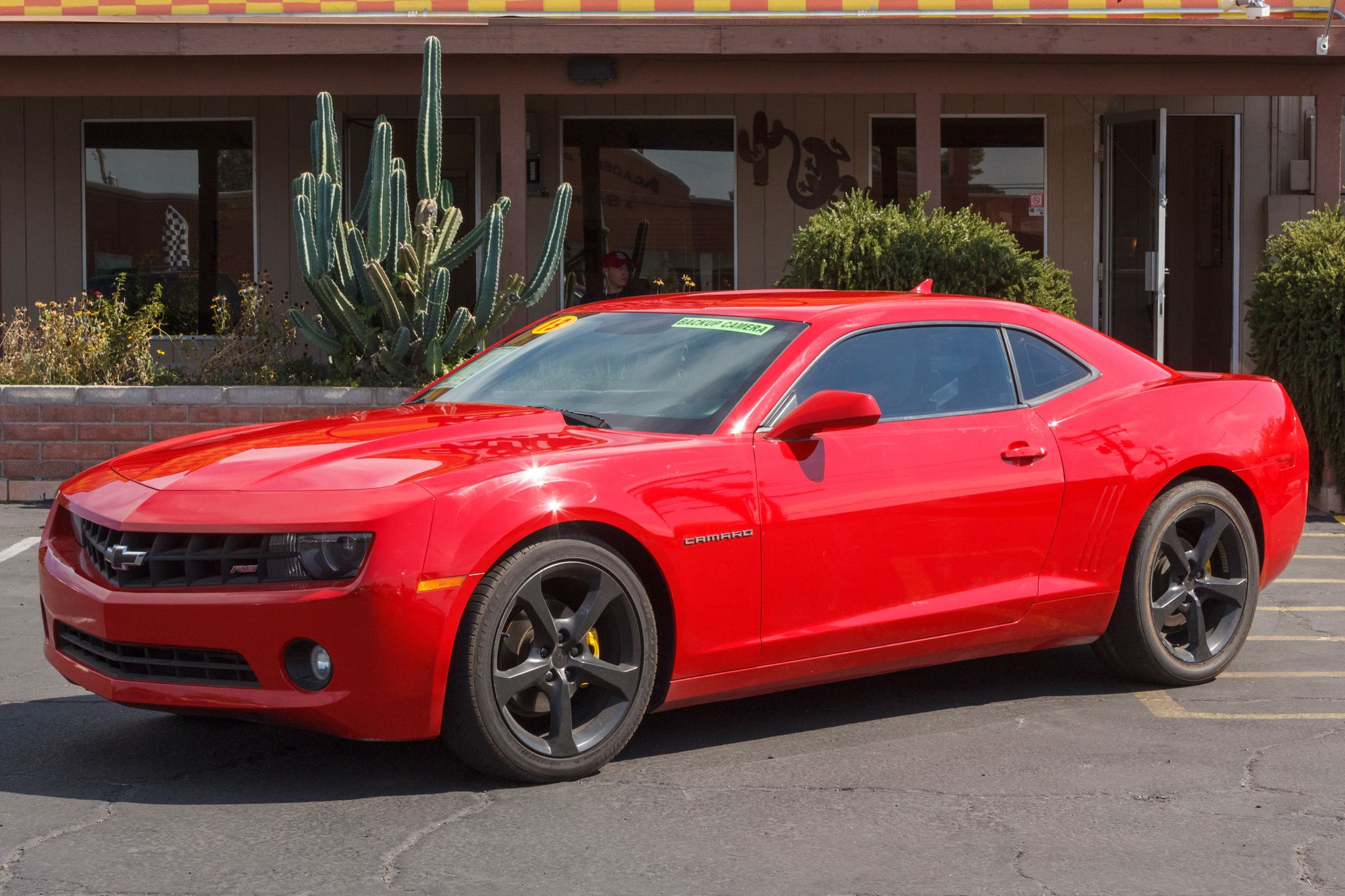 Photo of 2013 Chevrolet Camaro 2d Coupe LT2