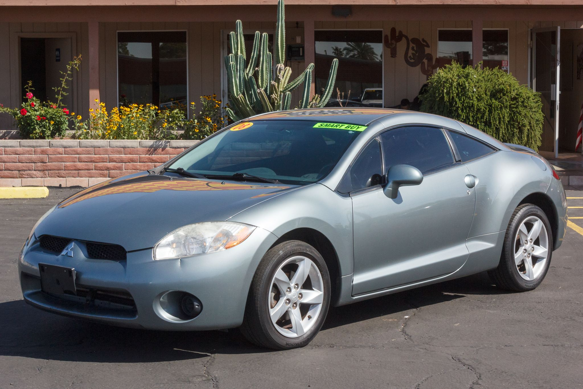 Photo of 2008 Mitsubishi Eclipse 2d Coupe GS AT