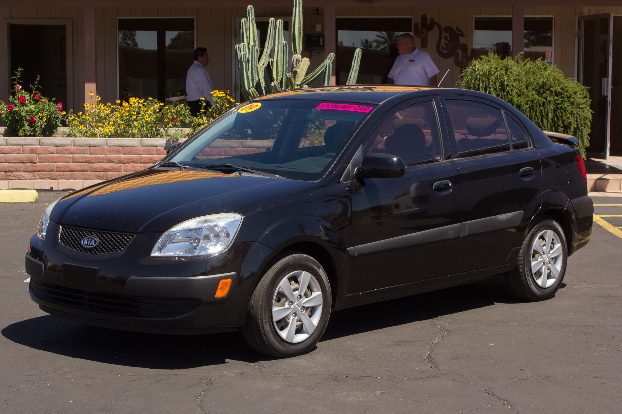 Photo of 2009 Kia Rio 4d Sedan LX Auto