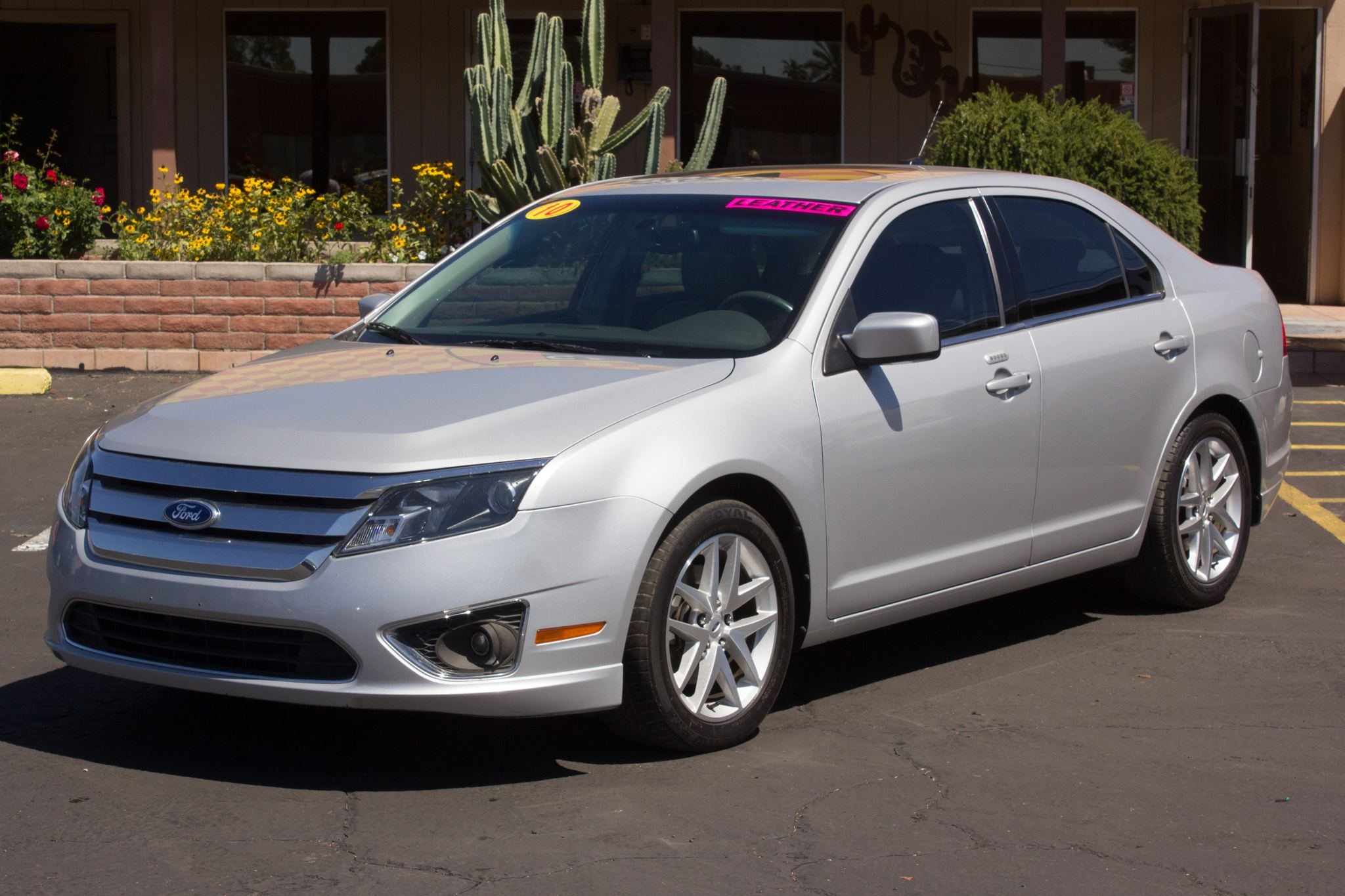Photo of 2010 Ford Fusion 4d Sedan SEL (V6)
