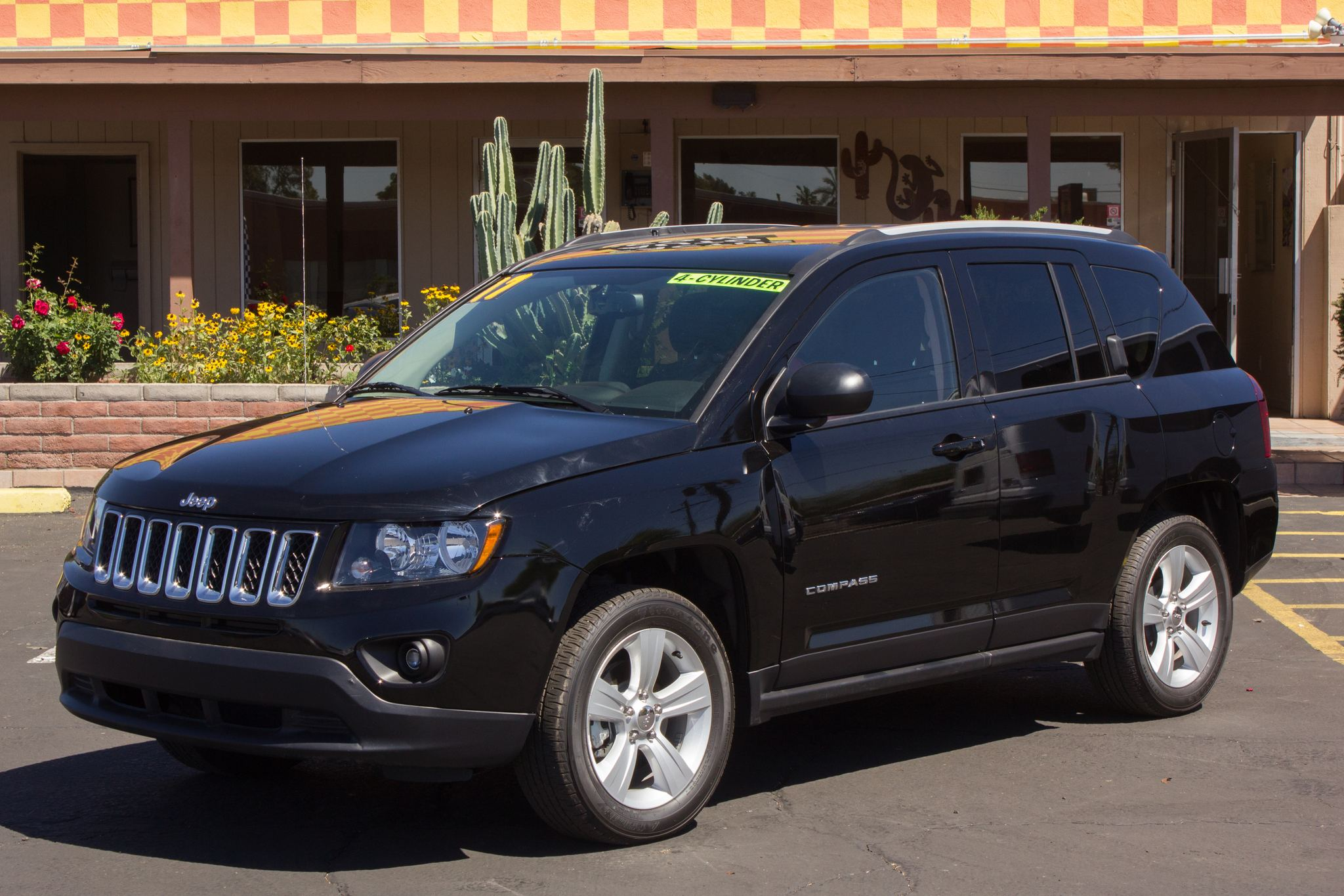 Photo of 2017 Jeep Compass FWD 4d Wagon Sport