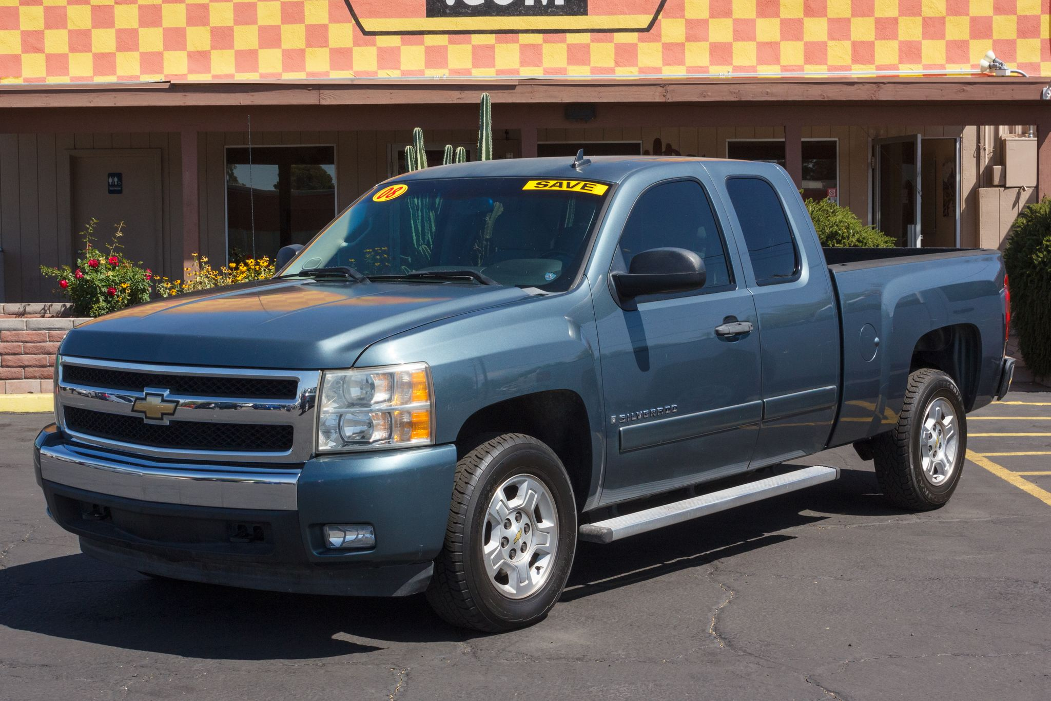 Photo of 2008 Chevrolet Silverado 1500 2WD Ext Cab LT1 SB