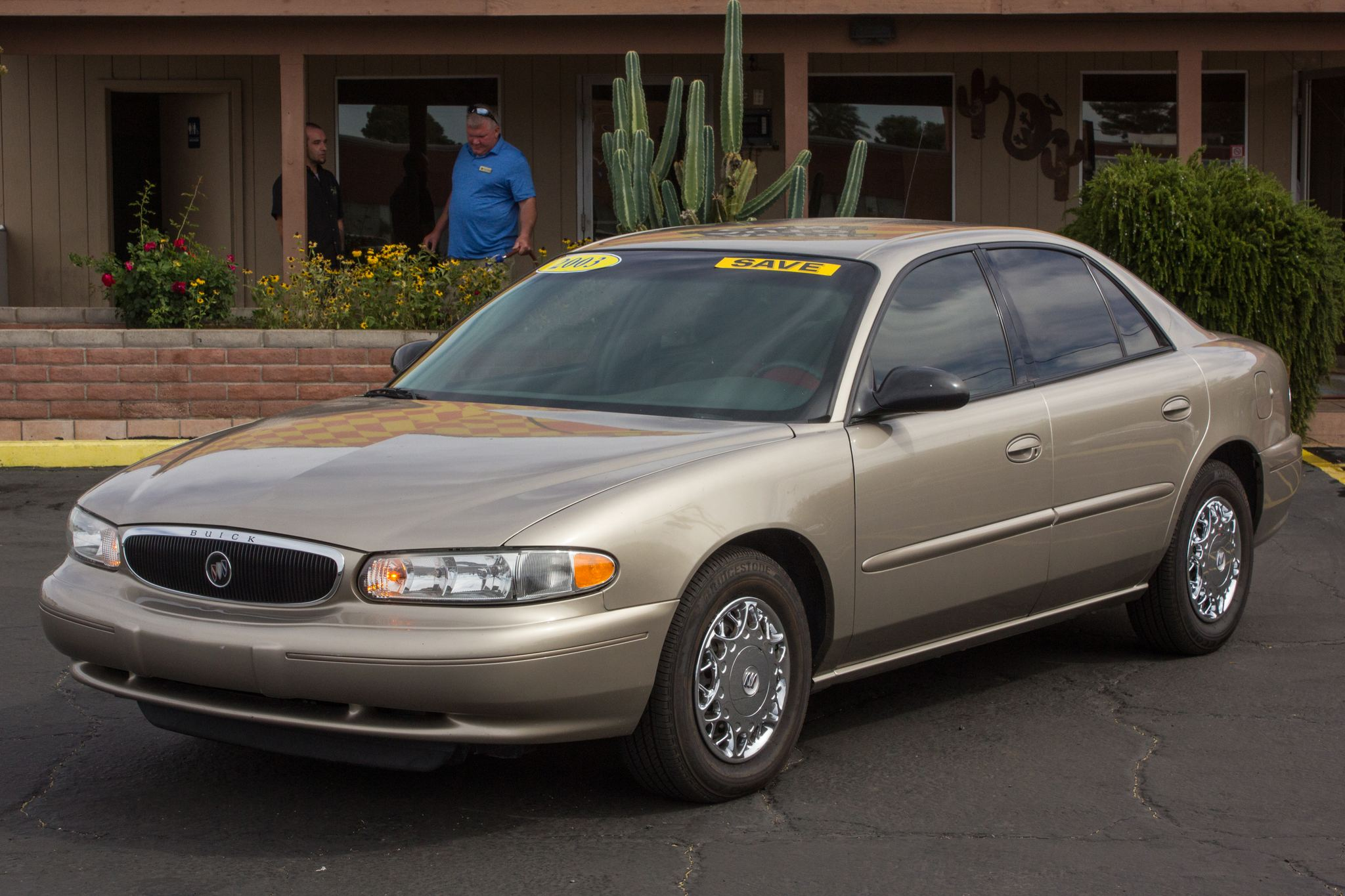 Photo of 2003 Buick Century 4d Sedan Custom