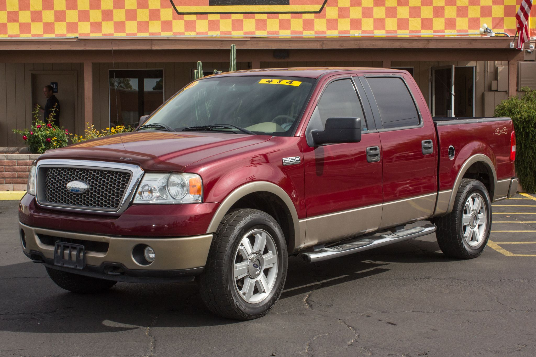 Photo of 2006 Ford F150 4WD Supercrew Lariat 5 1/2