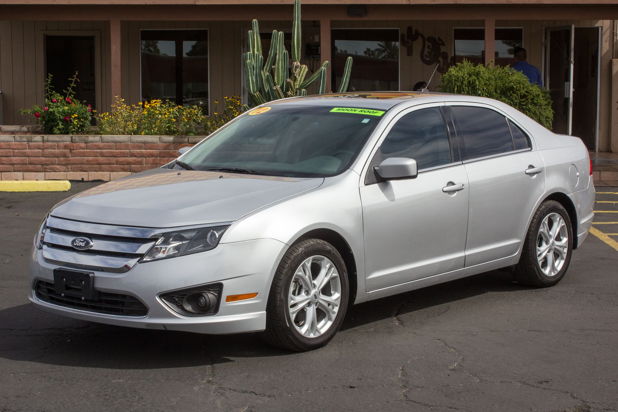 Photo of 2012 Ford Fusion 4d Sedan SE