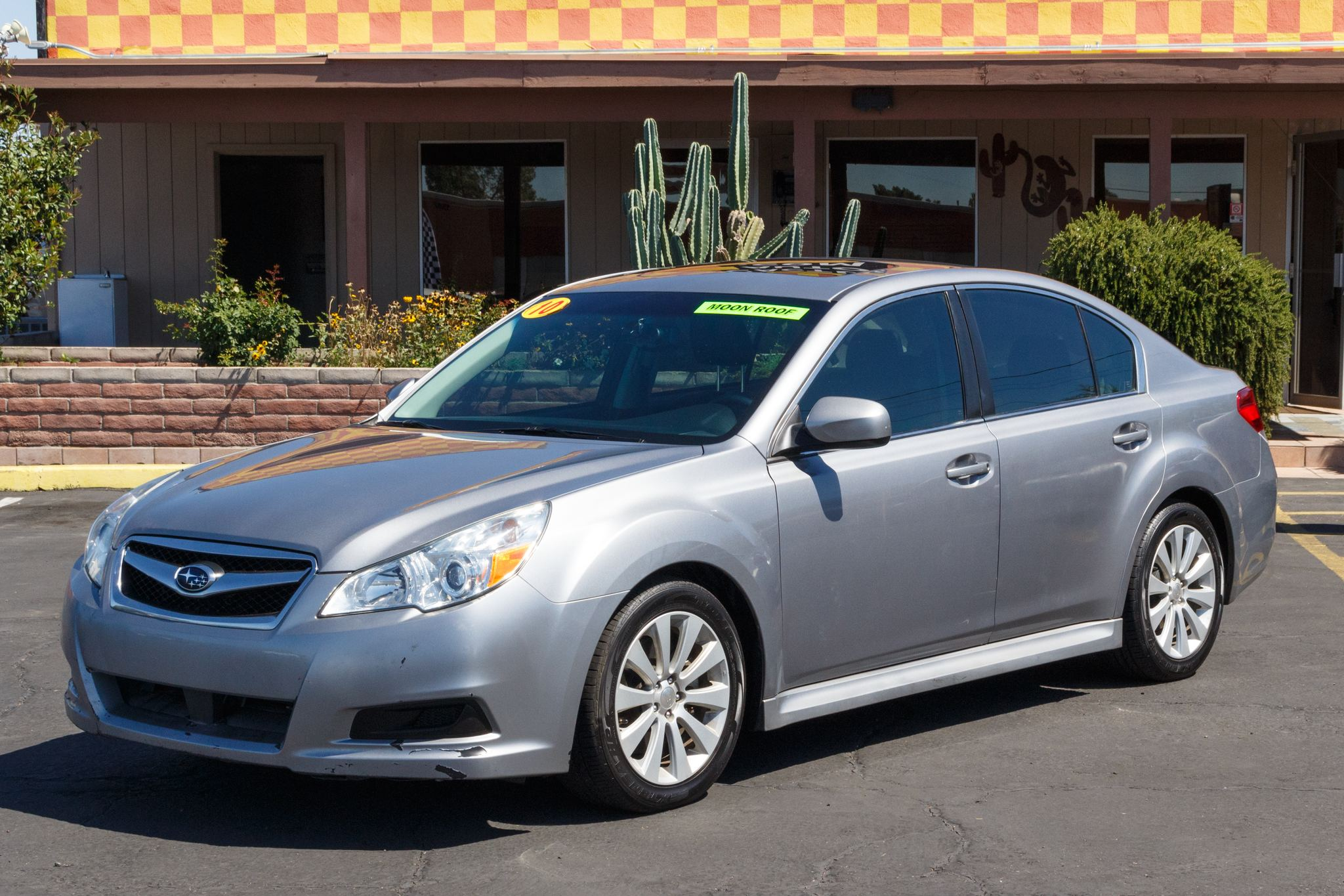 Photo of 2010 Subaru Legacy 4d Sedan R Limited Moonroof