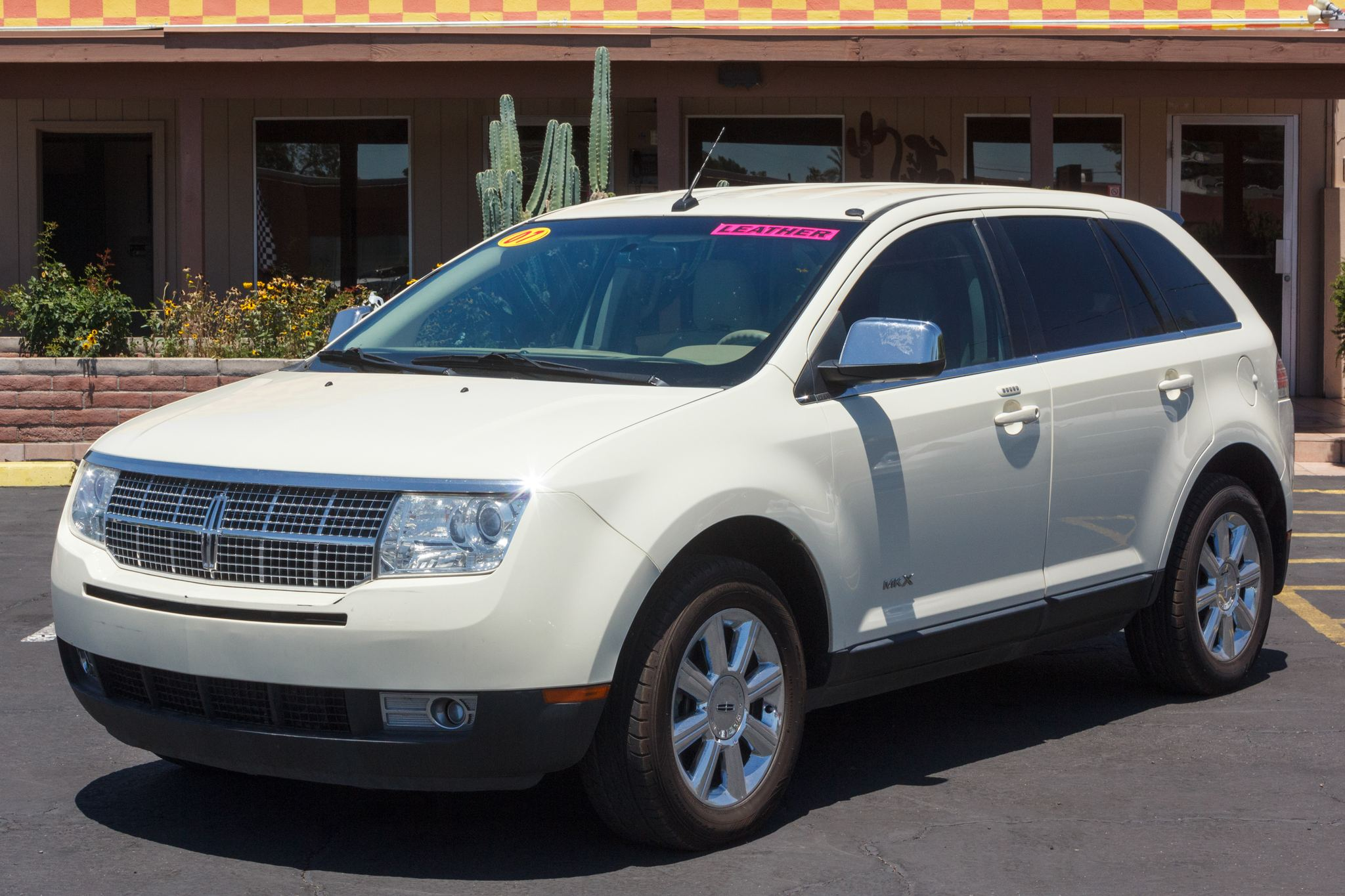 Photo of 2007 Lincoln MKX 5d Wagon FWD