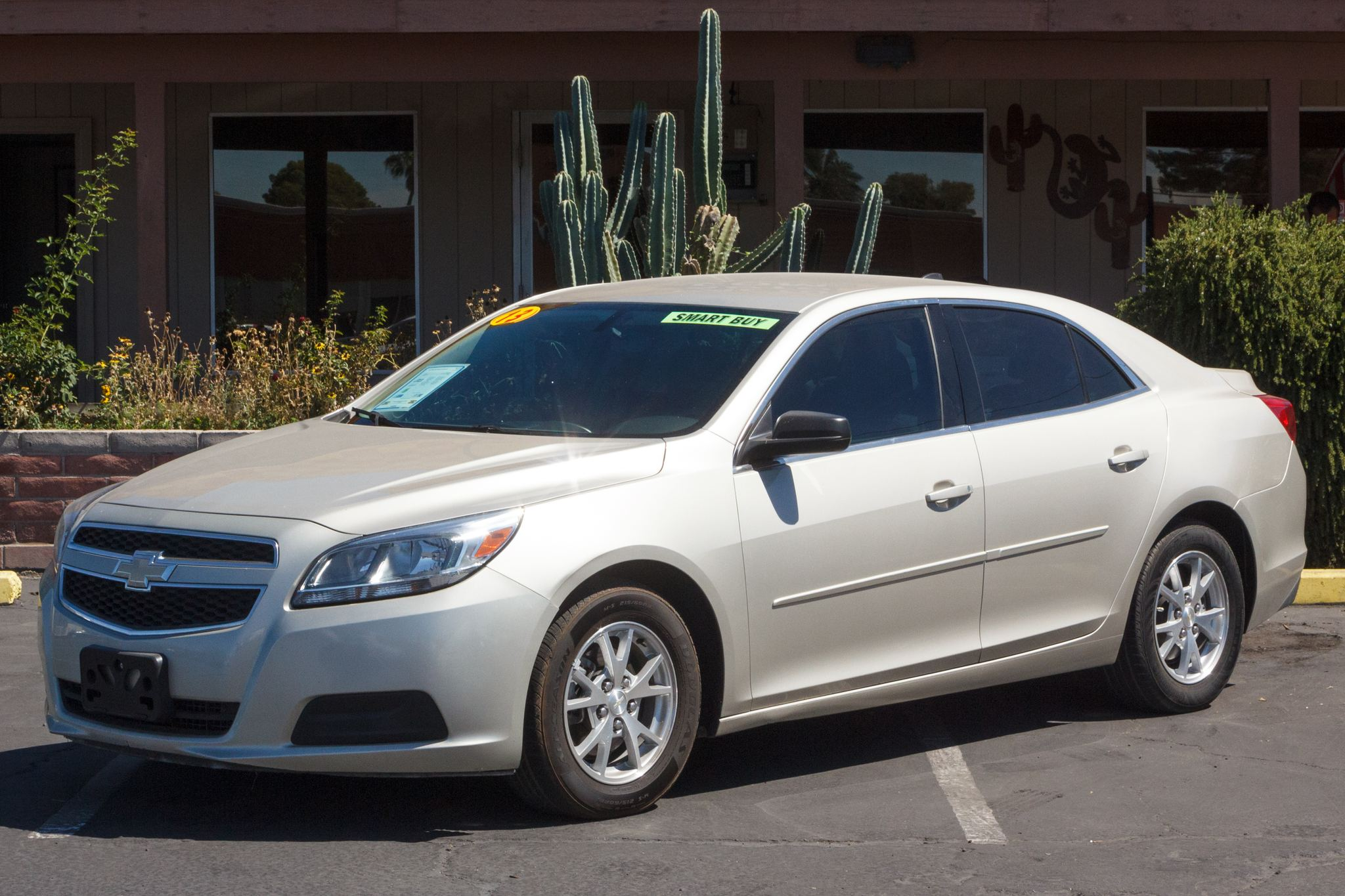 Photo of 2013 Chevrolet Malibu 4d Sedan LS