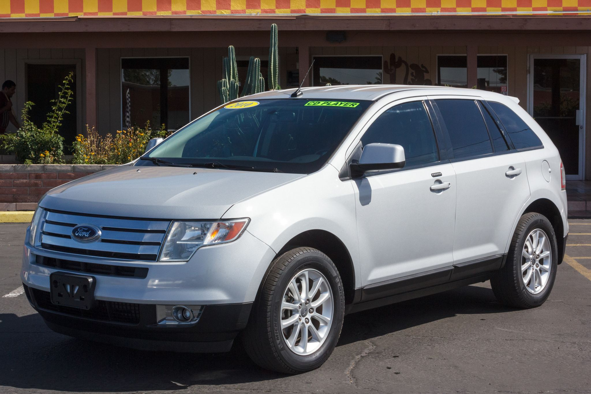 Photo of 2010 Ford Edge FWD 4d Wagon SEL