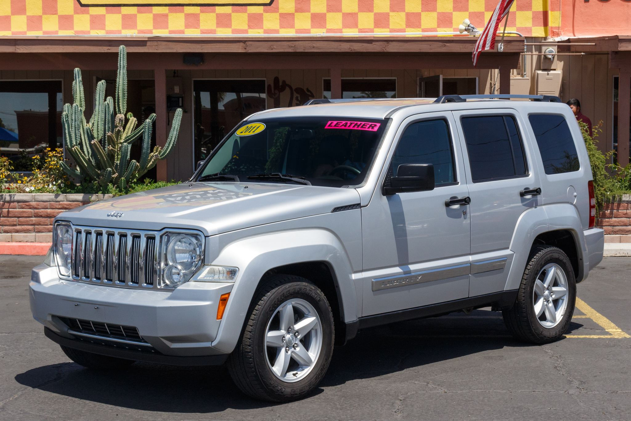 Photo of 2011 Jeep Liberty 4d SUV 2WD Limited