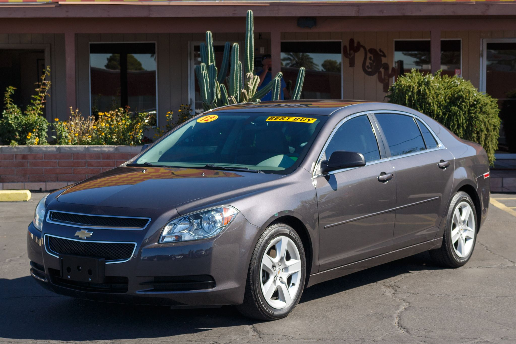 Photo of 2012 Chevrolet Malibu 4d Sedan LS