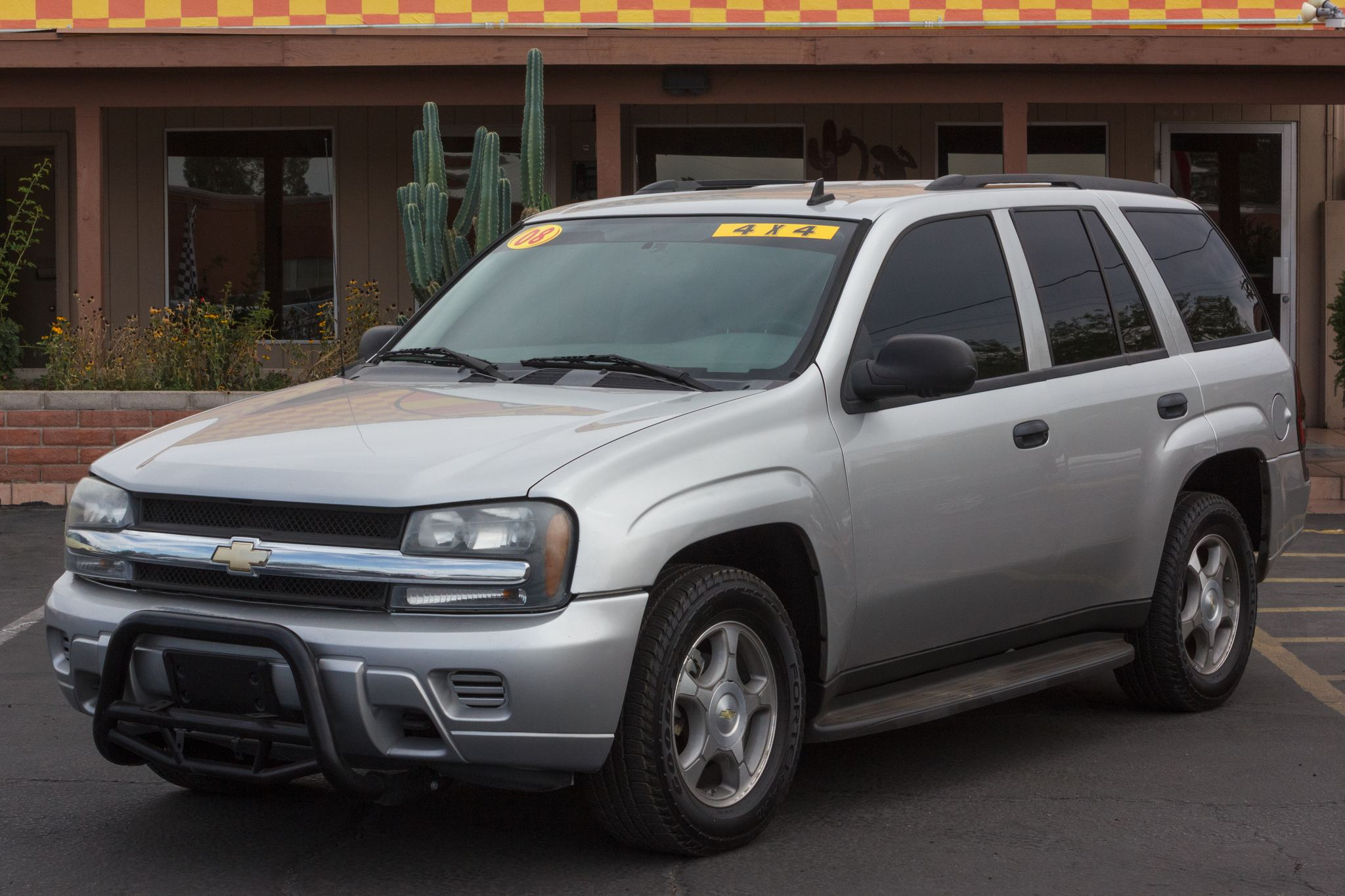 Photo of 2008 Chevrolet Trailblazer 4WD 4d Wagon FL1