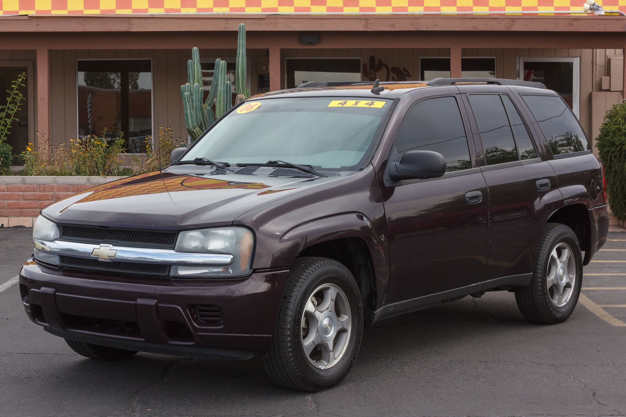 Photo of 2008 Chevrolet Trailblazer 2WD 4d Wagon FL1