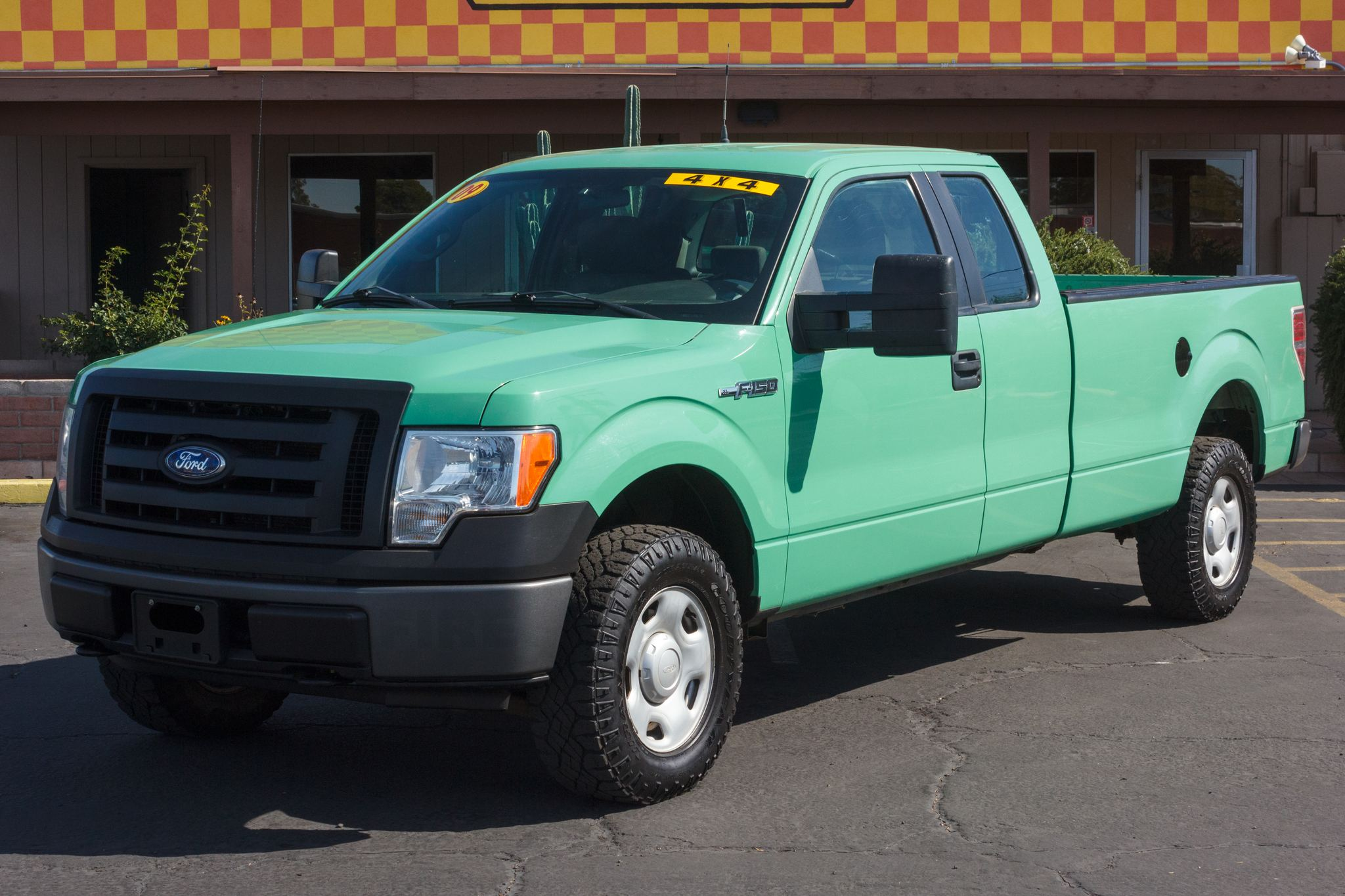 Photo of 2009 Ford F150 4WD Supercab XL Longbed