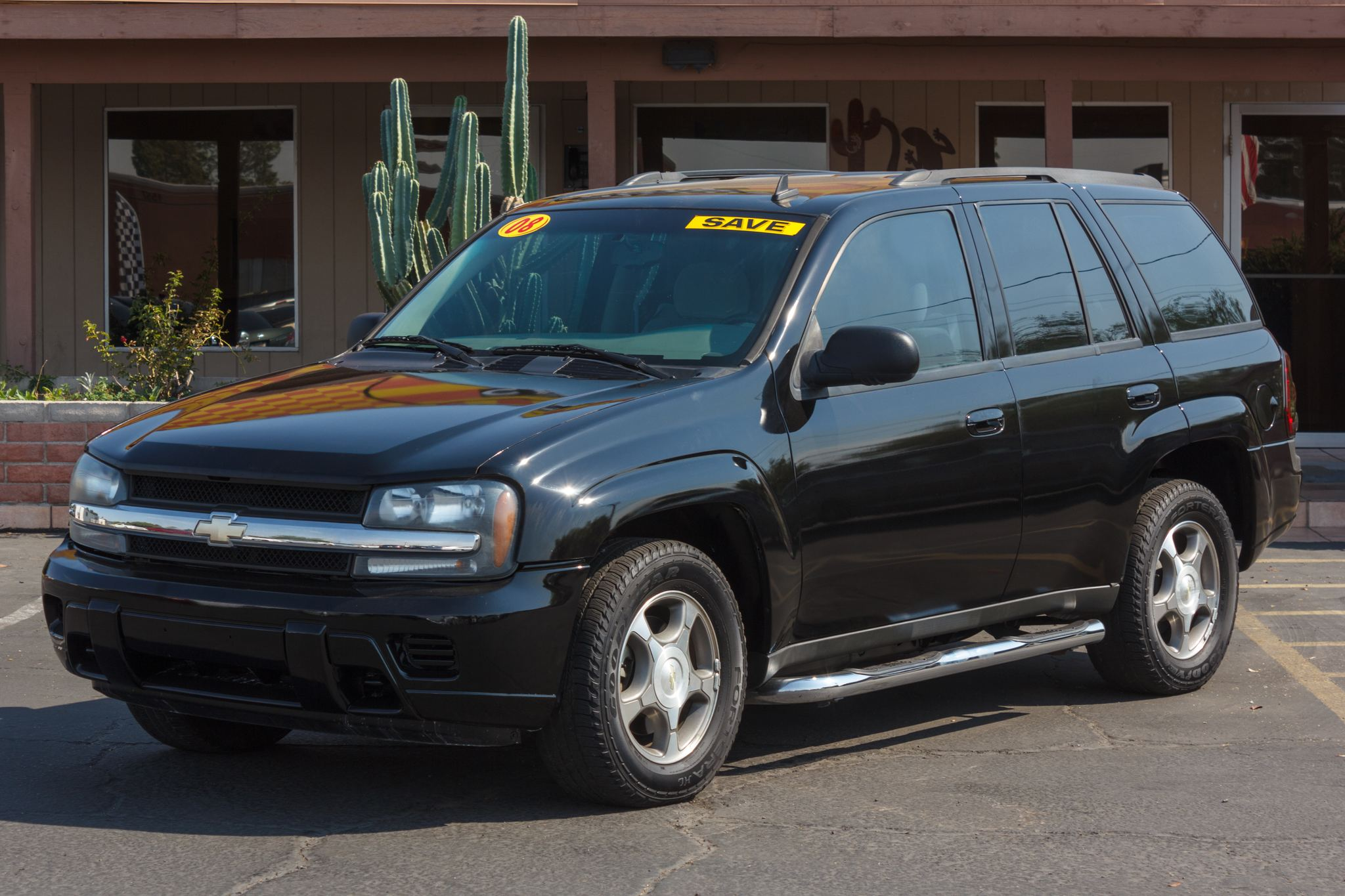 Photo of 2008 Chevrolet Trailblazer 4WD 4d Wagon FL1 (V8)