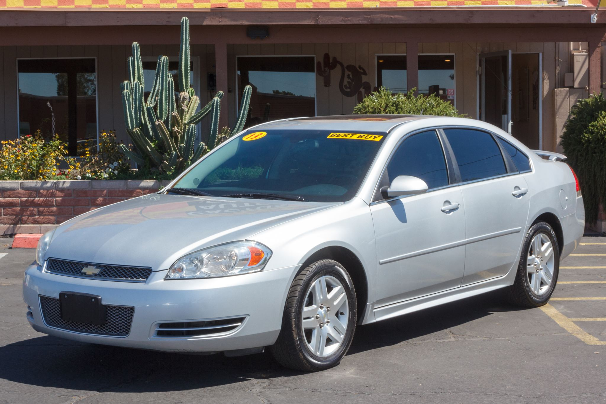 Photo of 2013 Chevrolet Impala 4d Sedan LT