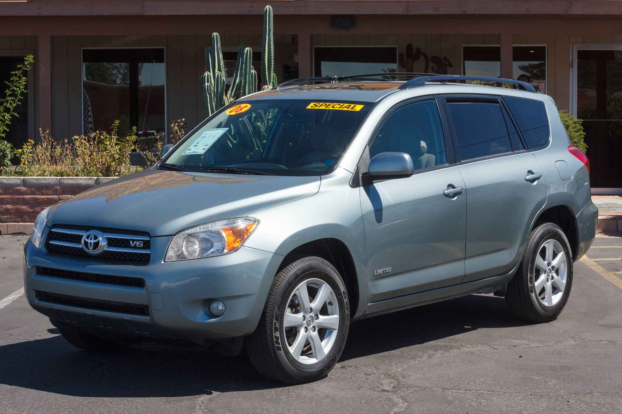 Photo of 2008 Toyota RAV4 FWD 4d Wagon Limited (V6)