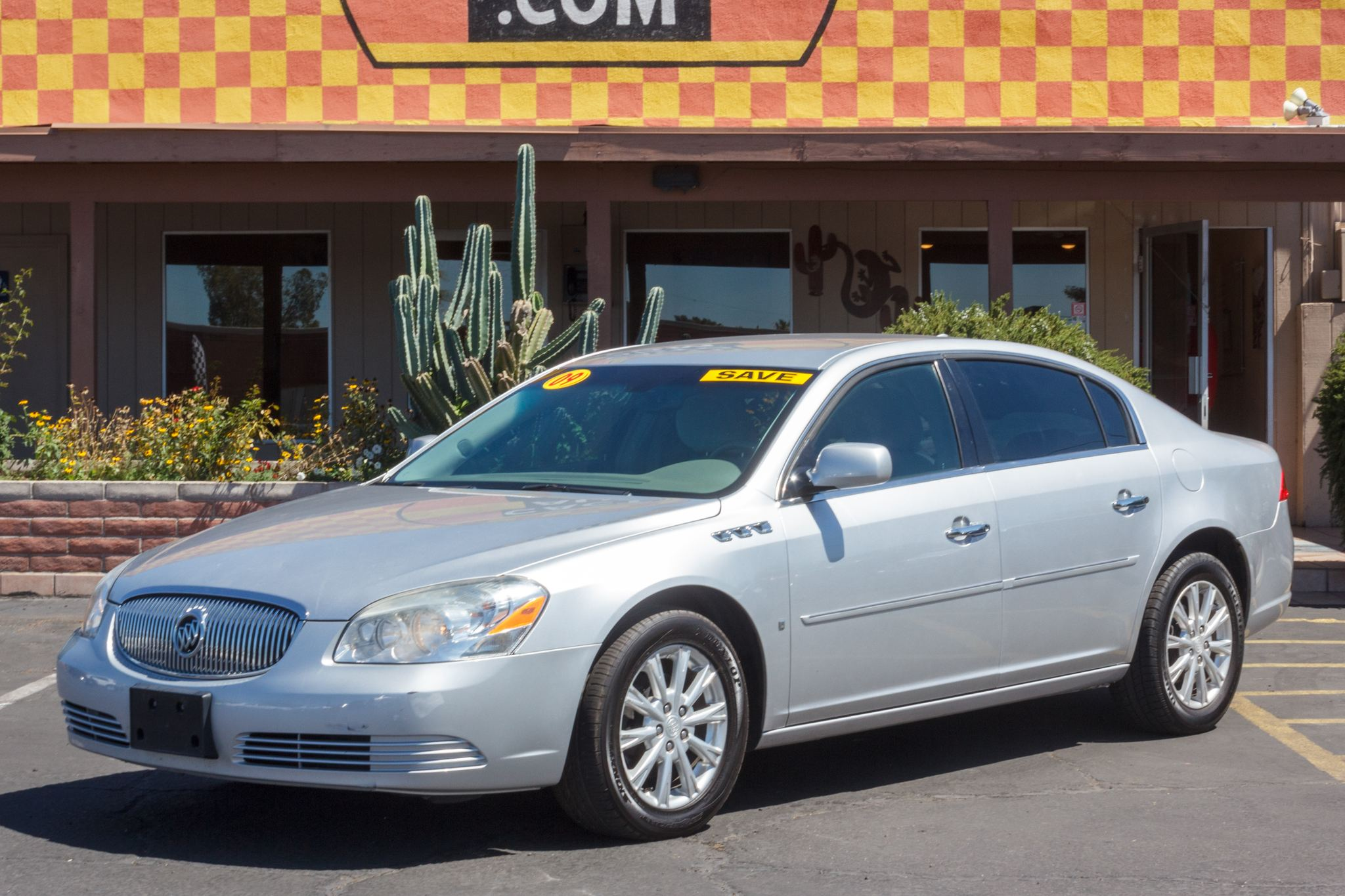 Photo of 2009 Buick Lucerne 4d Sedan CX