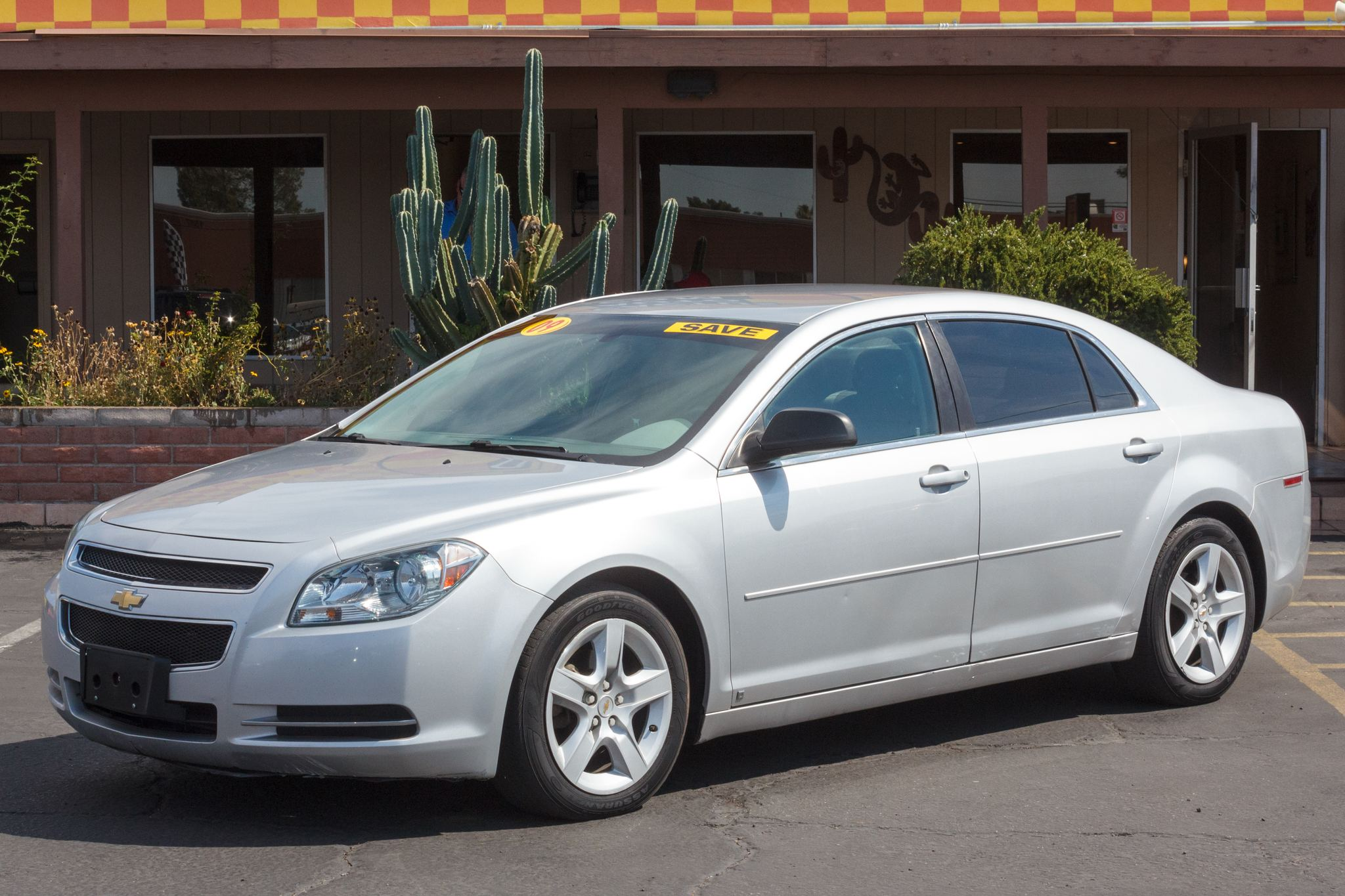 Photo of 2009 Chevrolet Malibu 4d Sedan LS